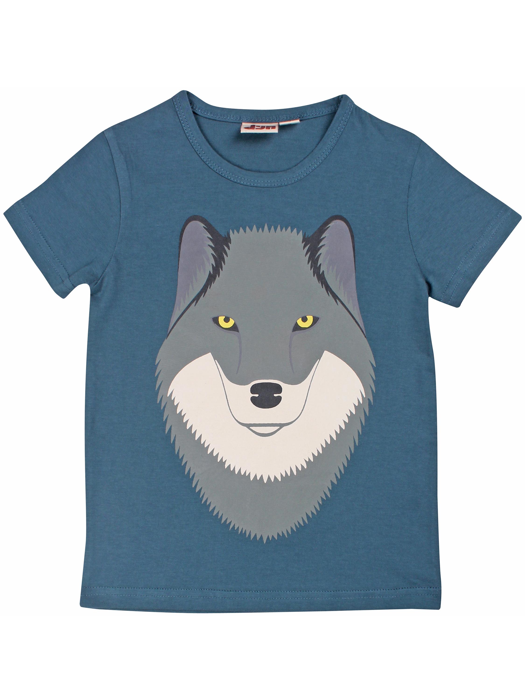Dyr by Danefae Howl T-Shirt Grey Steel ULV
