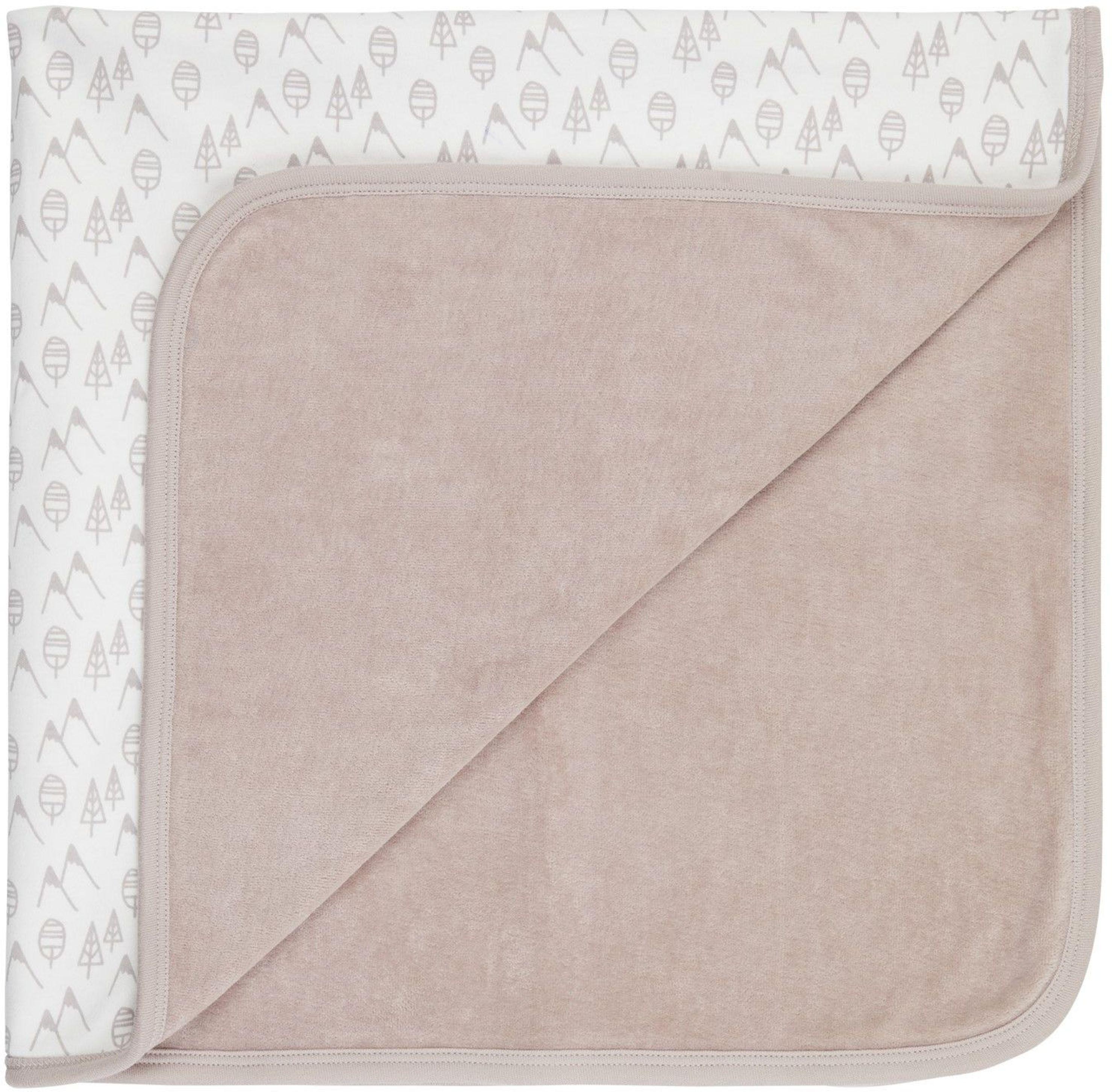 Sense Organic SITA Baby Blanket taupe