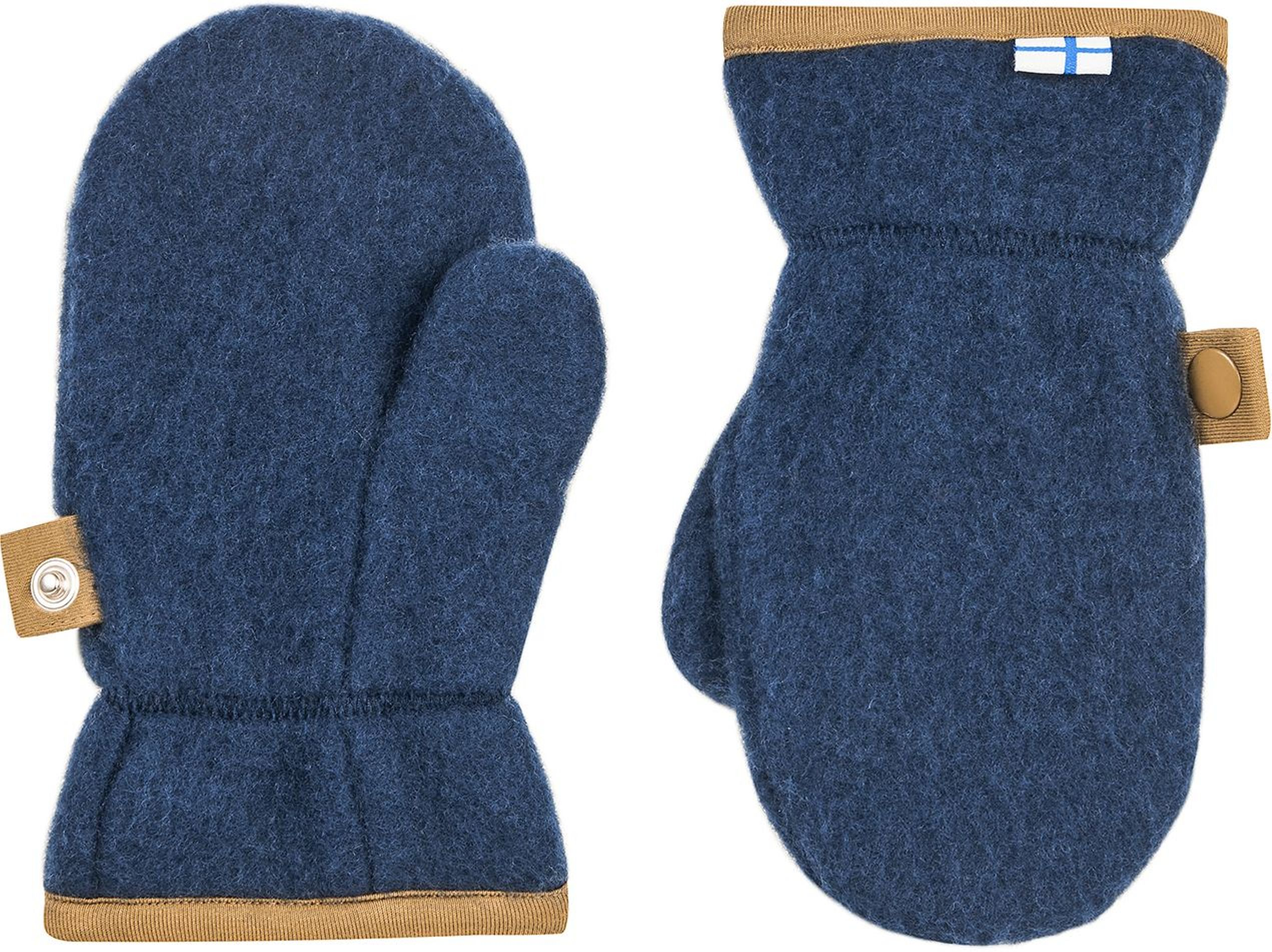 Finkid Fausthandschuh NUPUJUSSI WOOL navy