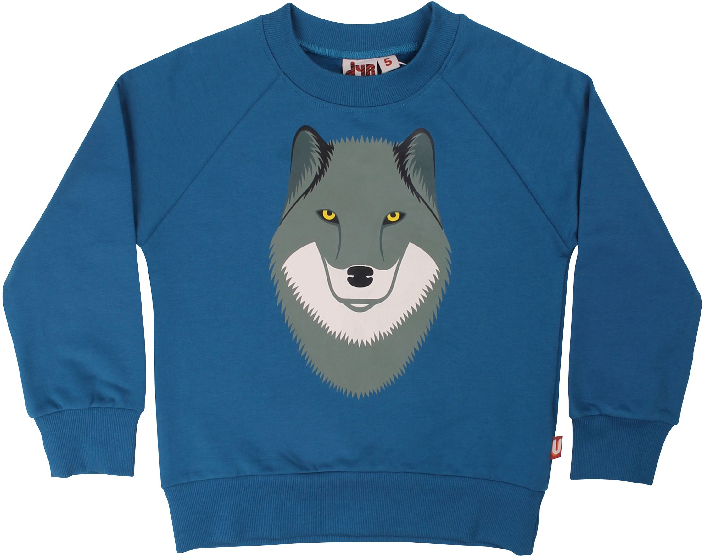 DYR Sweatshirt Bellow ULV dusty blue