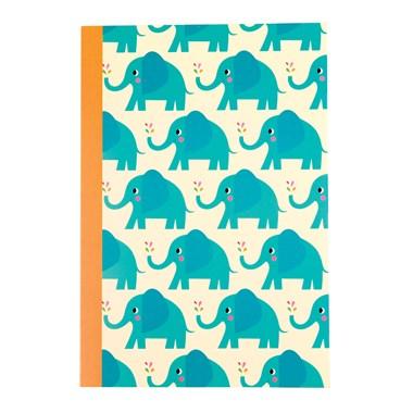 Rex London Notizbuch A5 Elvis the Elephant