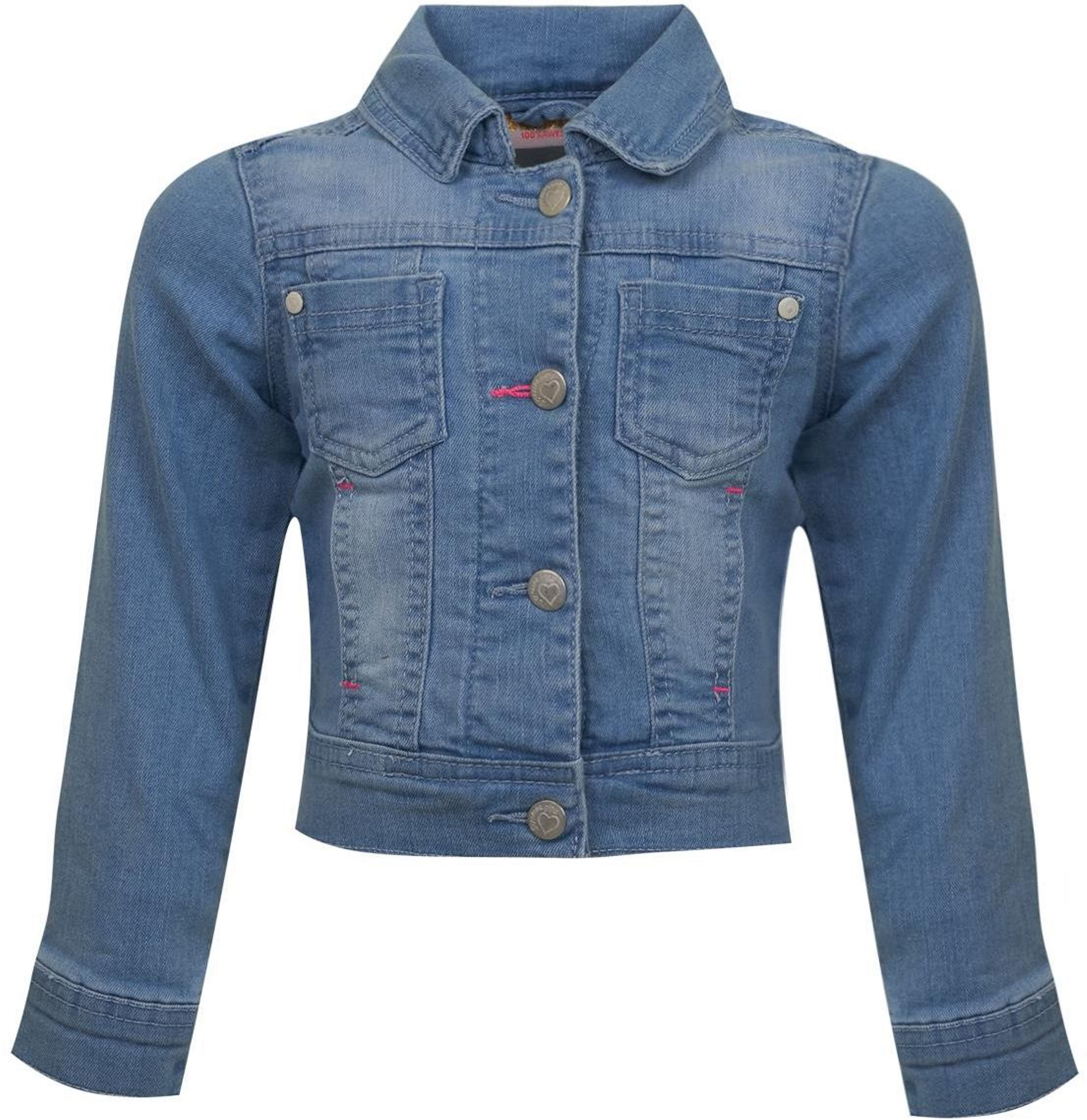Someone Girl Jeansjacke light blue