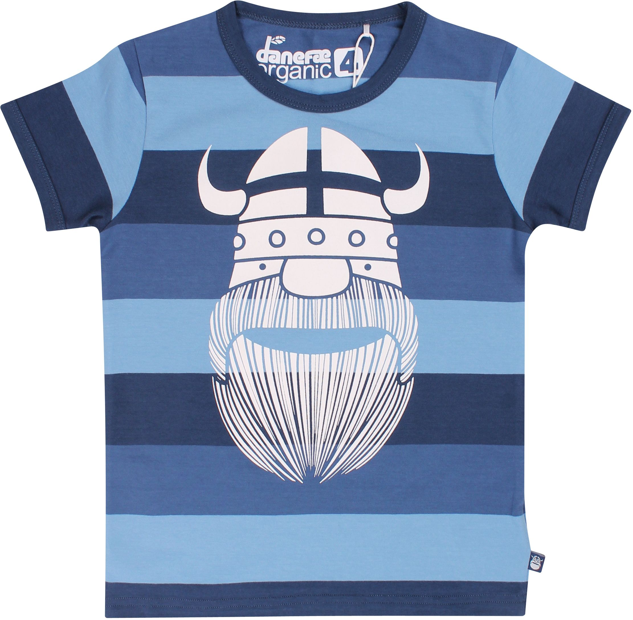 Danefae Boy T-Shirt Organic Chives gloomy