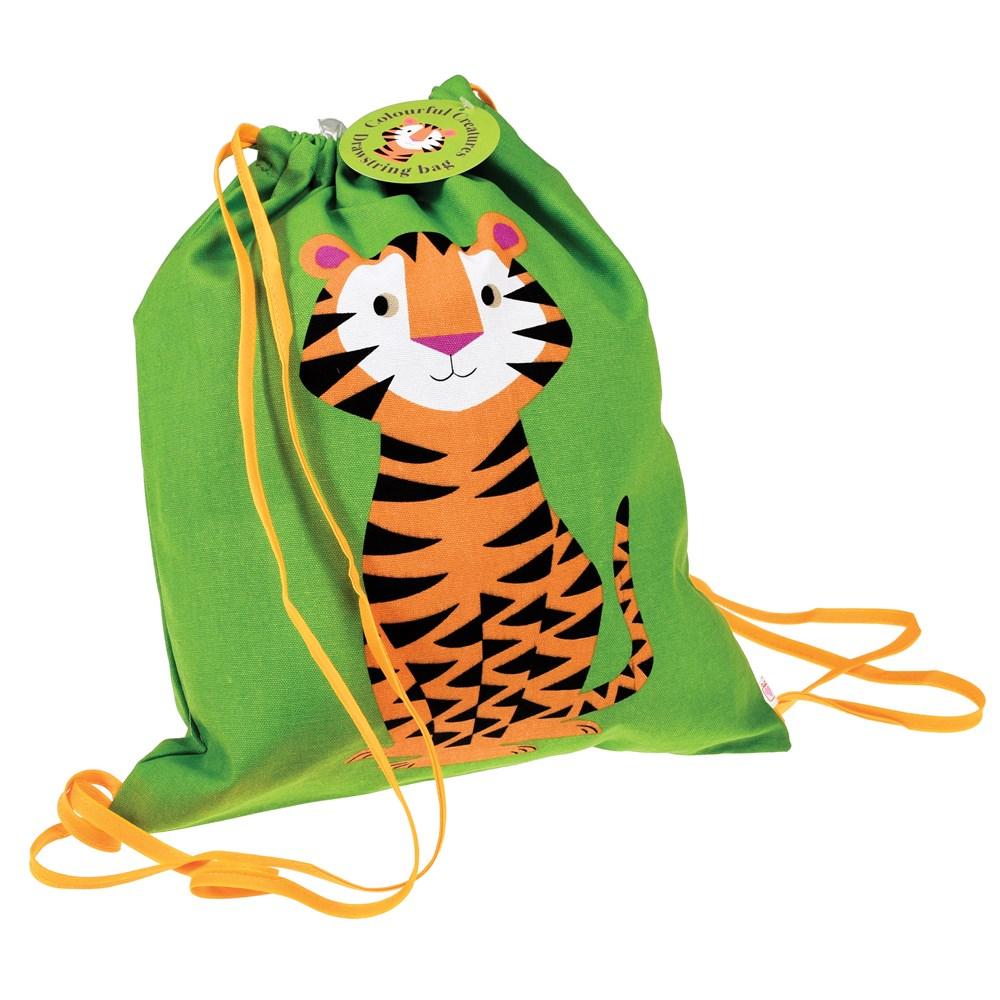 Rex London Turnbeutel Tiger