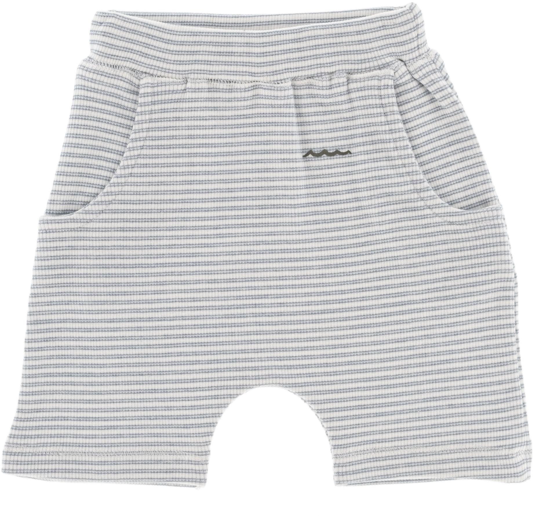 Riffle Amsterdam Shorts Baggy blue stripe
