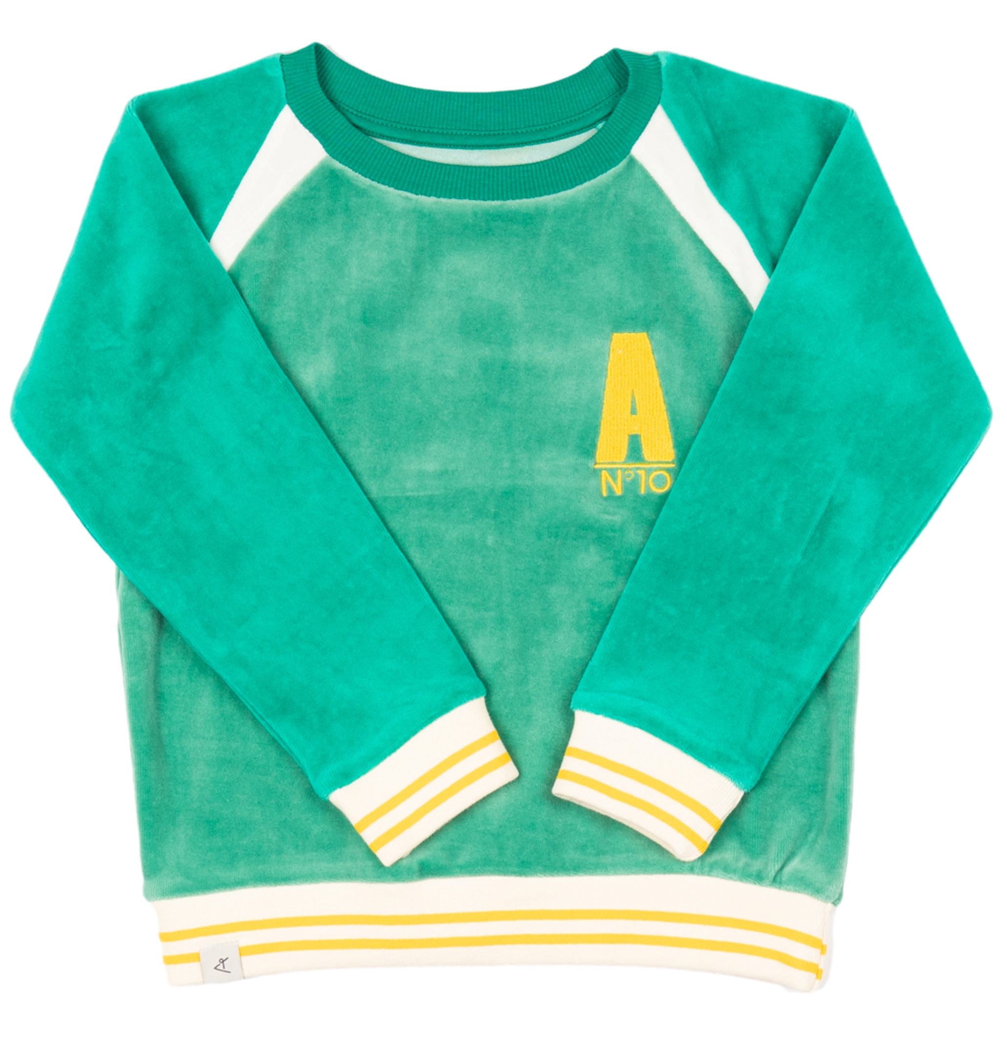 AlbaBaby Boy Pullover Sean Sweat Pepper Green