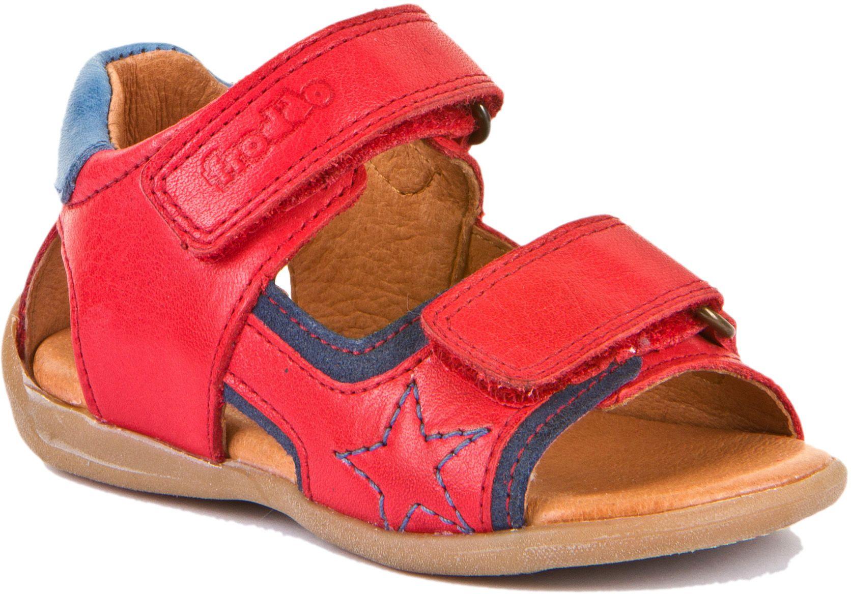Froddo Sandale G Offen Rot