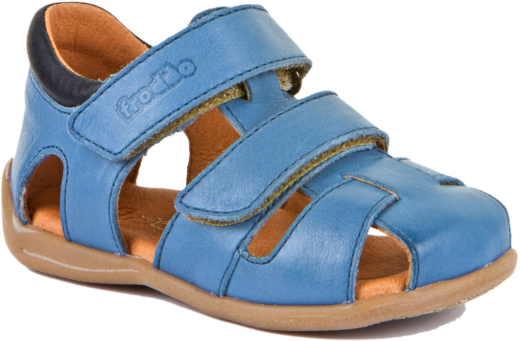 Froddo Lauflerner Sandale Doppelklett Jeans
