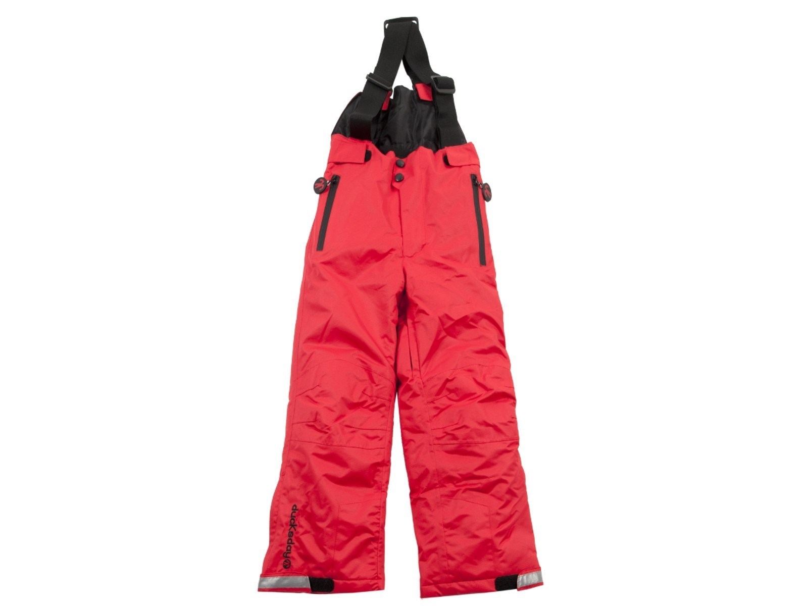 Ducksday Skihose red