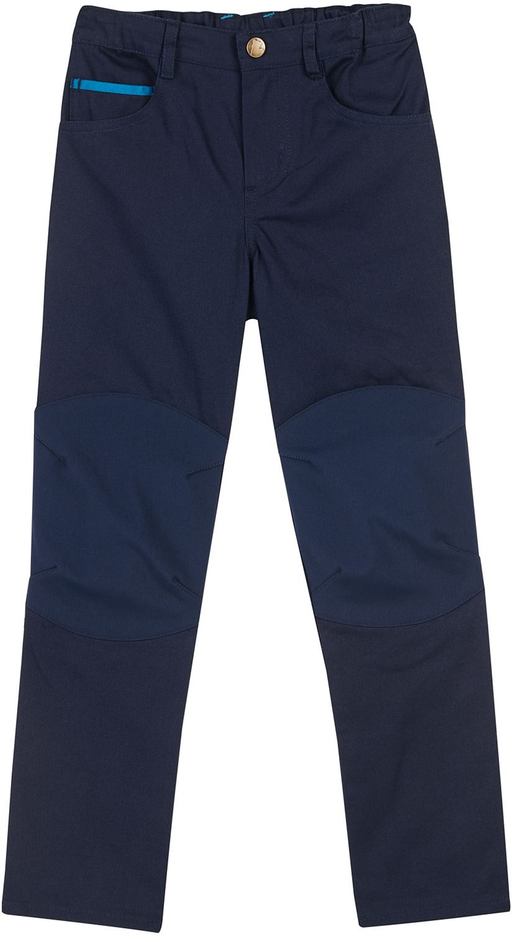 Finkid Hose KUUSI CANVAS navy