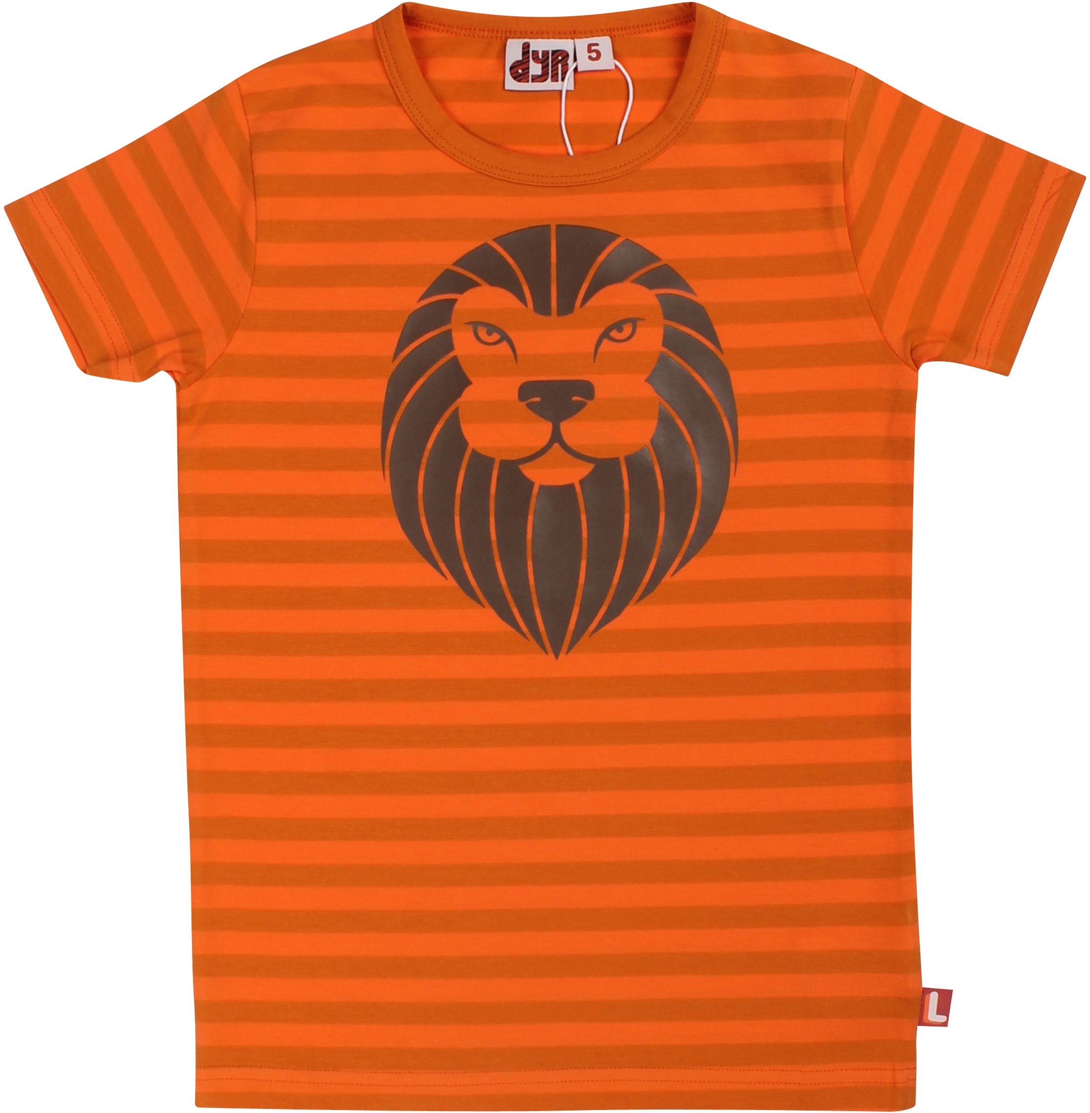 DYR T-Shirt Growl Lion honey
