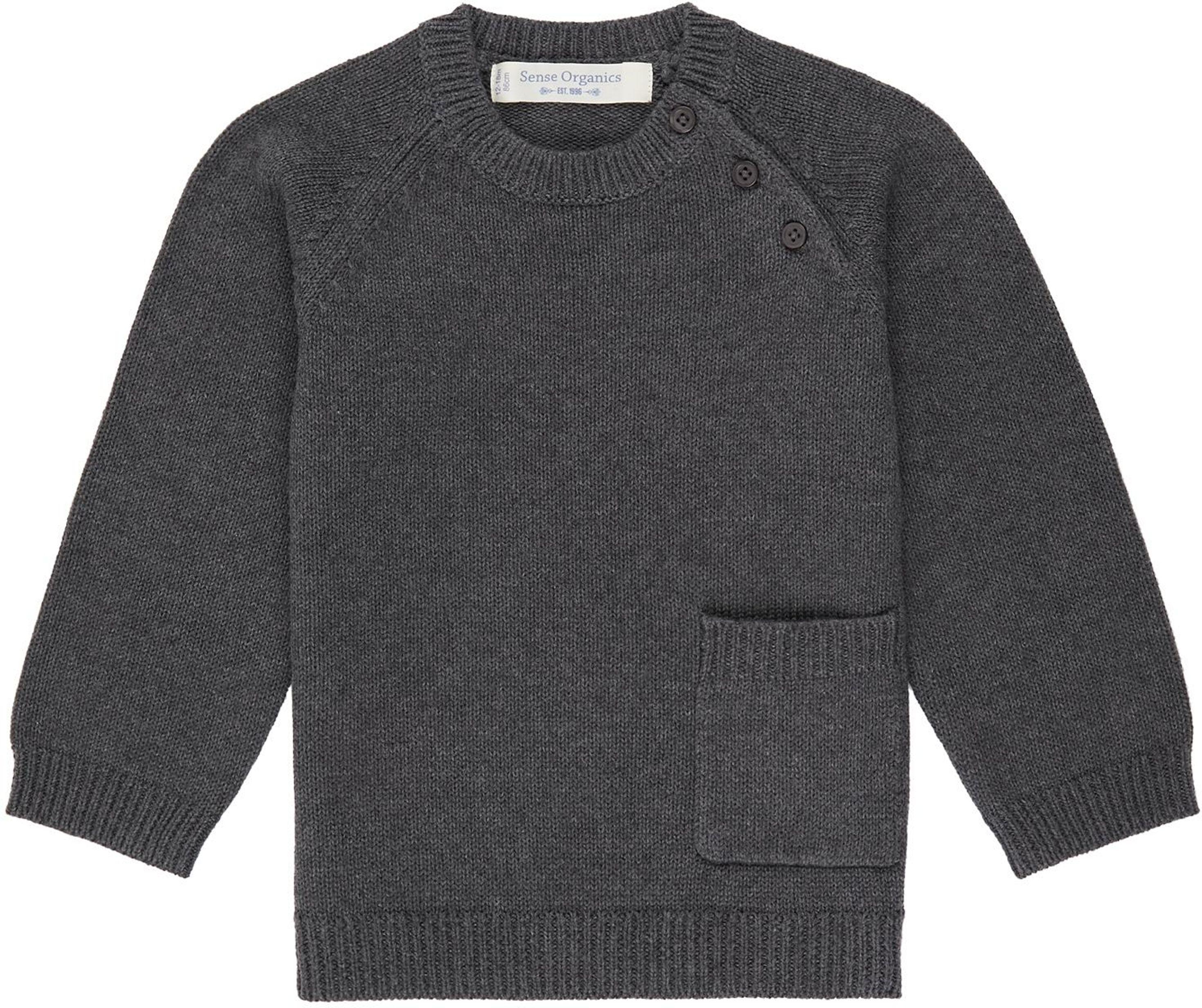 Sense Organic VICTOR Baby Knitted Sweater polar bear
