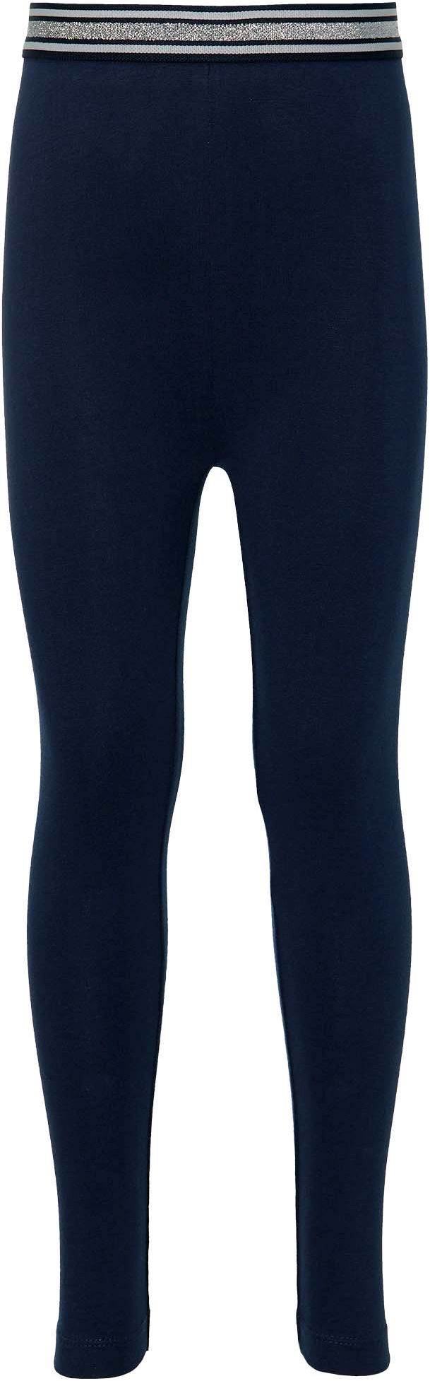 Quapi Girl Leggings dark blue