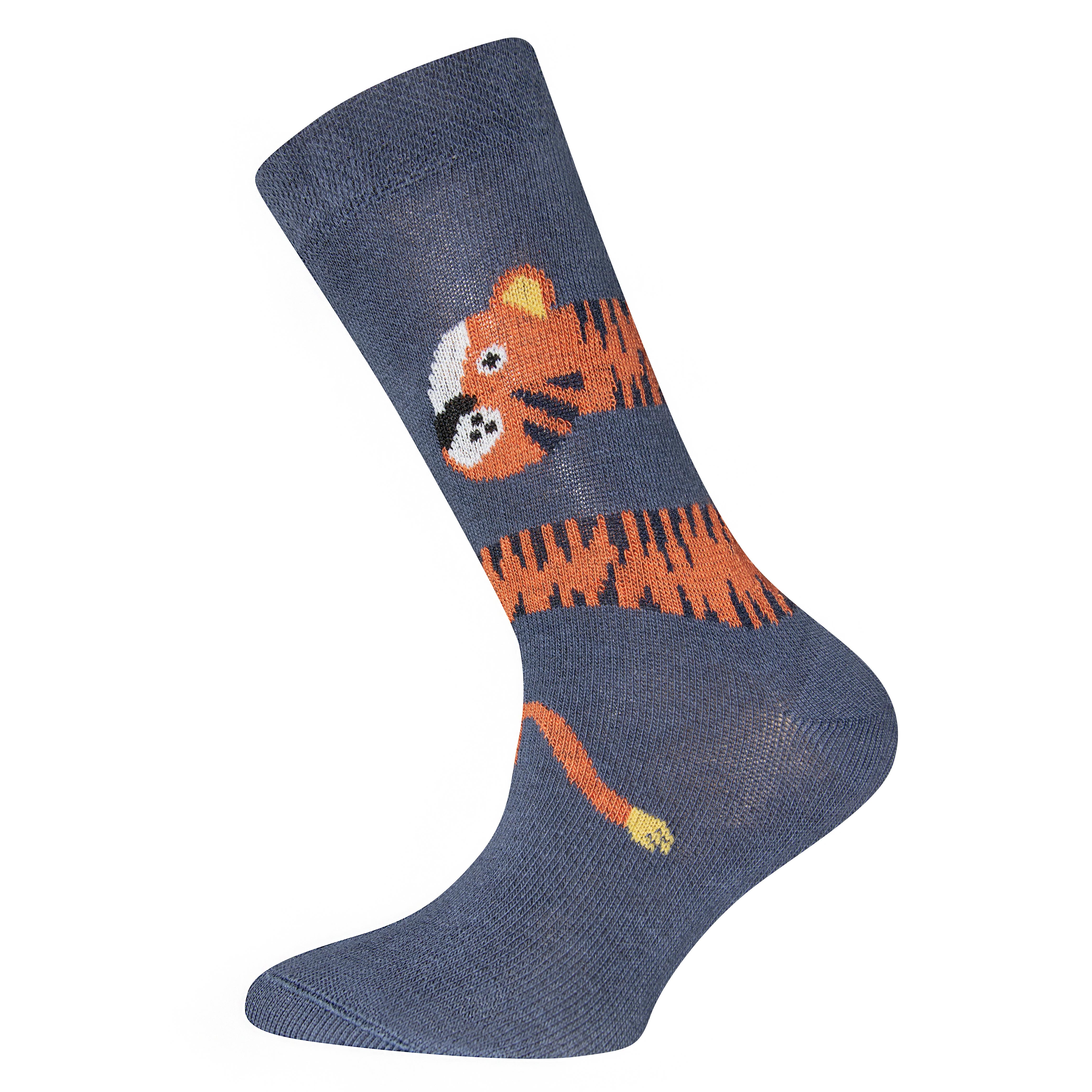 Ewers Socken Tiger