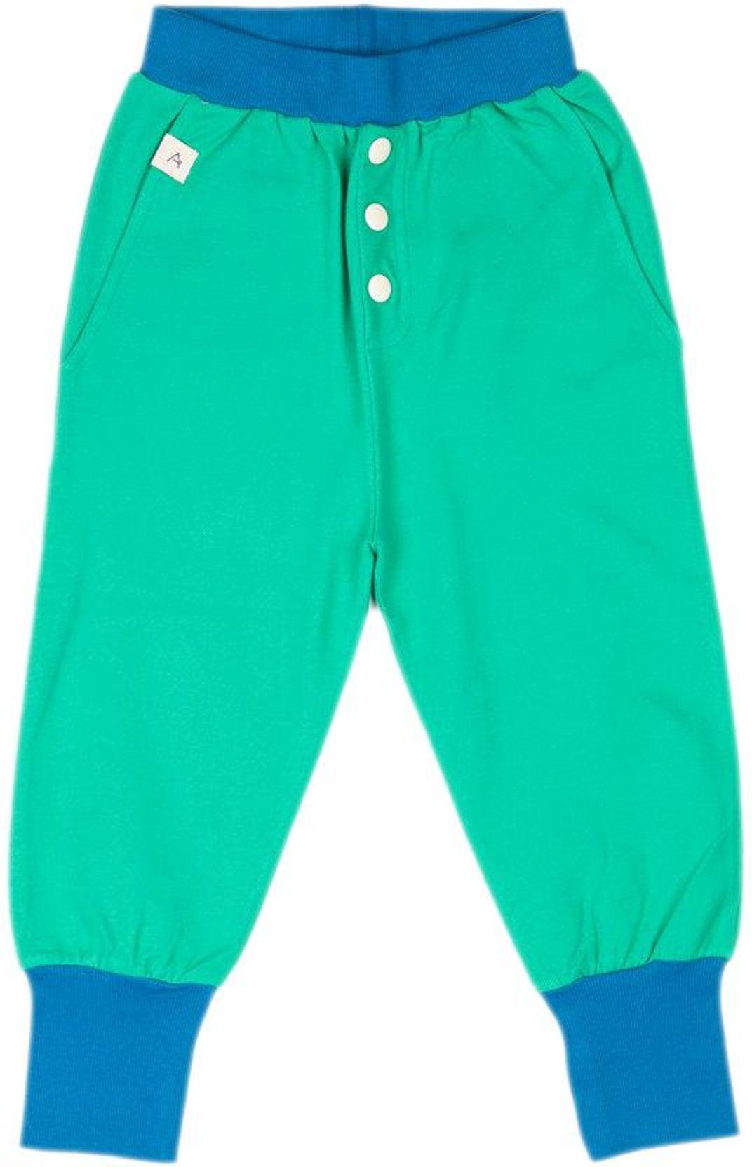 Alba of Denmark Boy Hose Button emerald