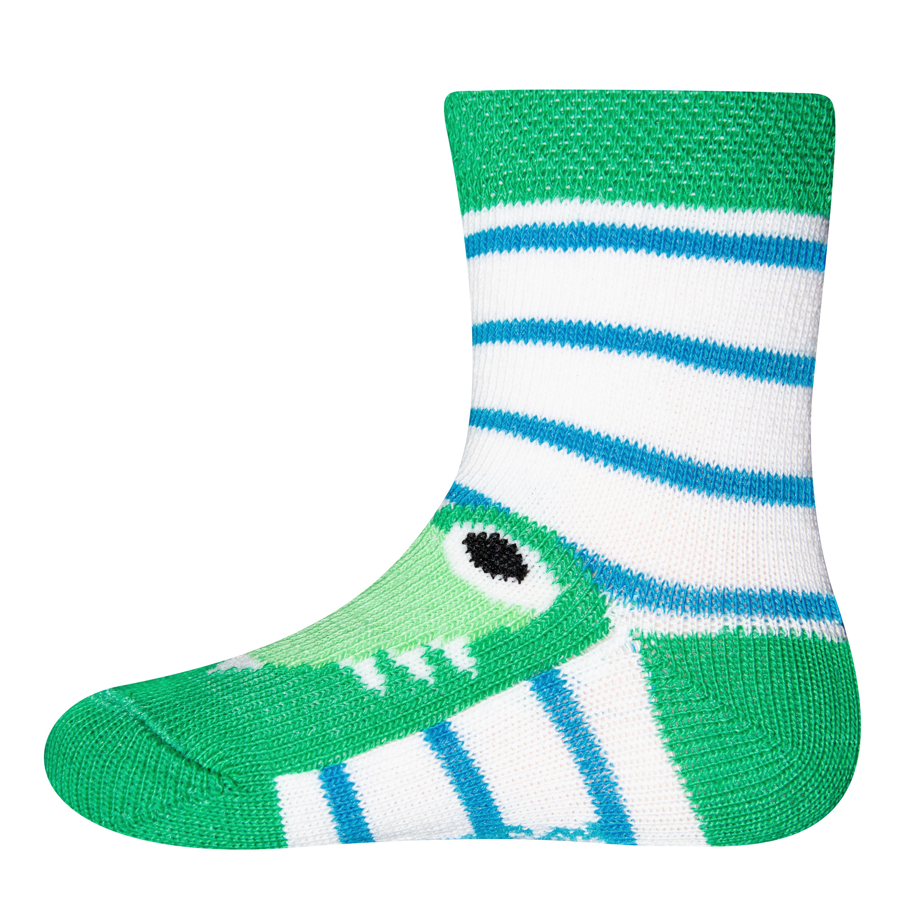 Ewers Socken 2er Pack Krokodil