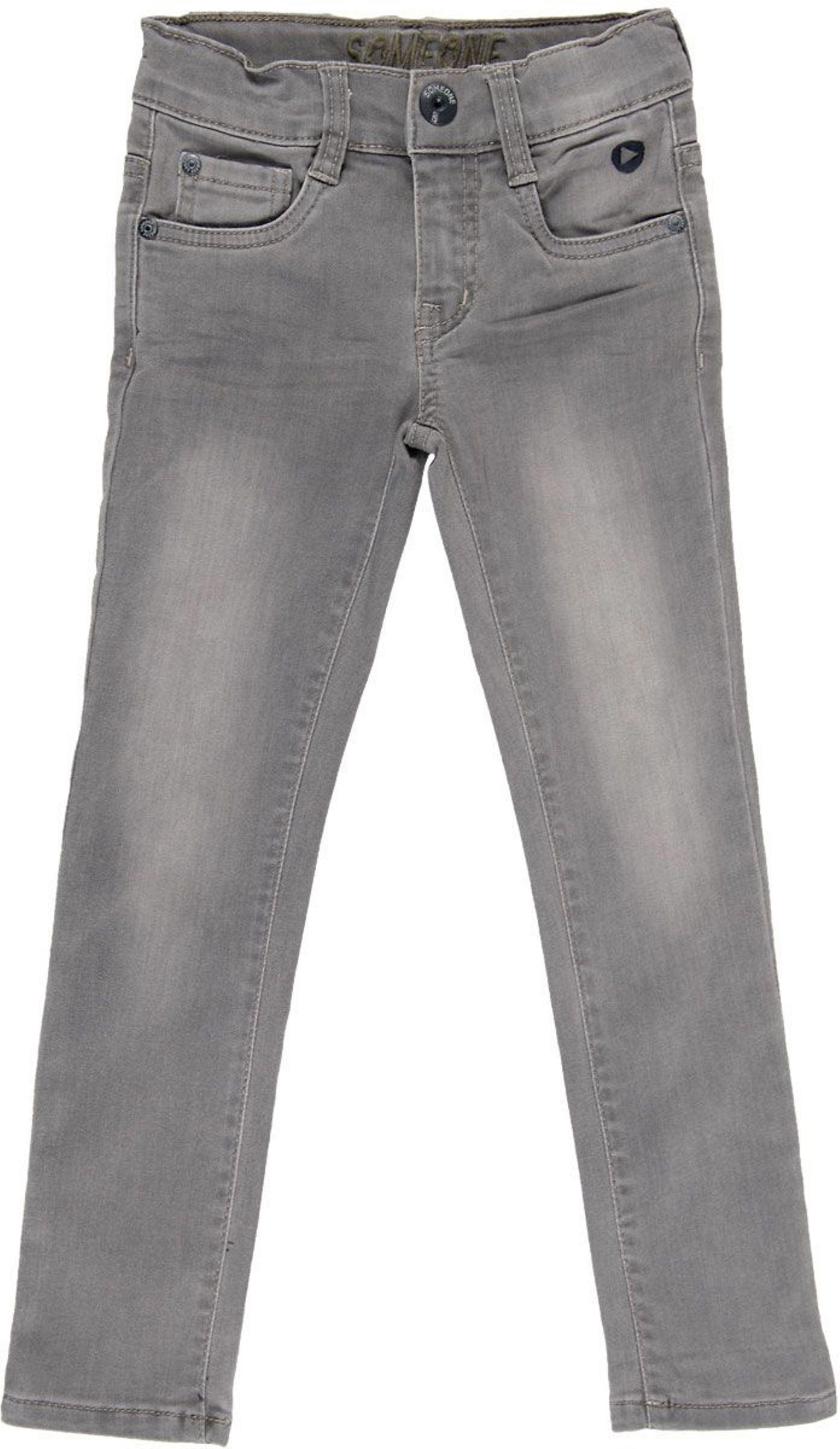 Someone Boy Jeans denim grey