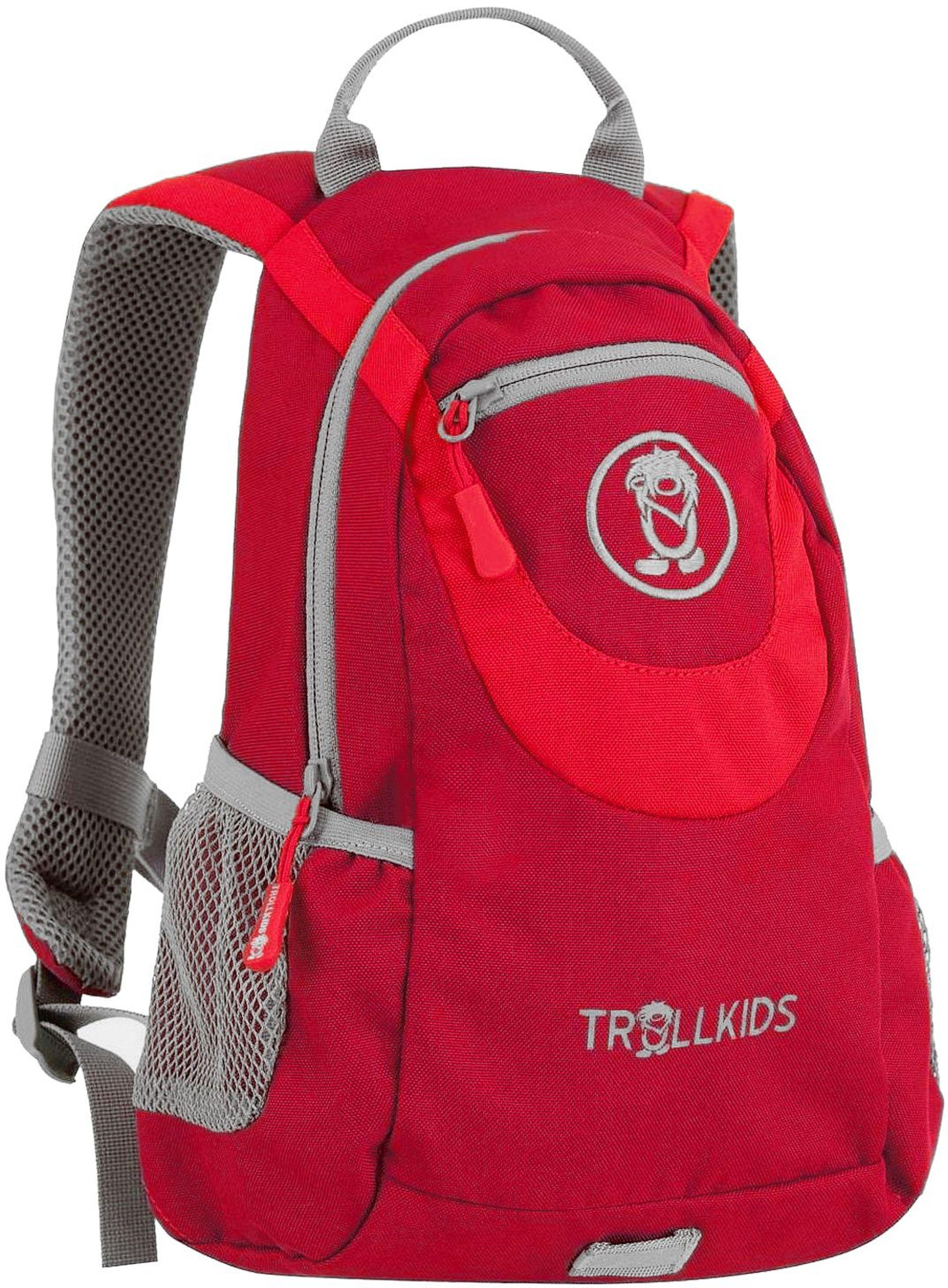 Trollkids Trollhavn Daypack S, 7 L Bright Red