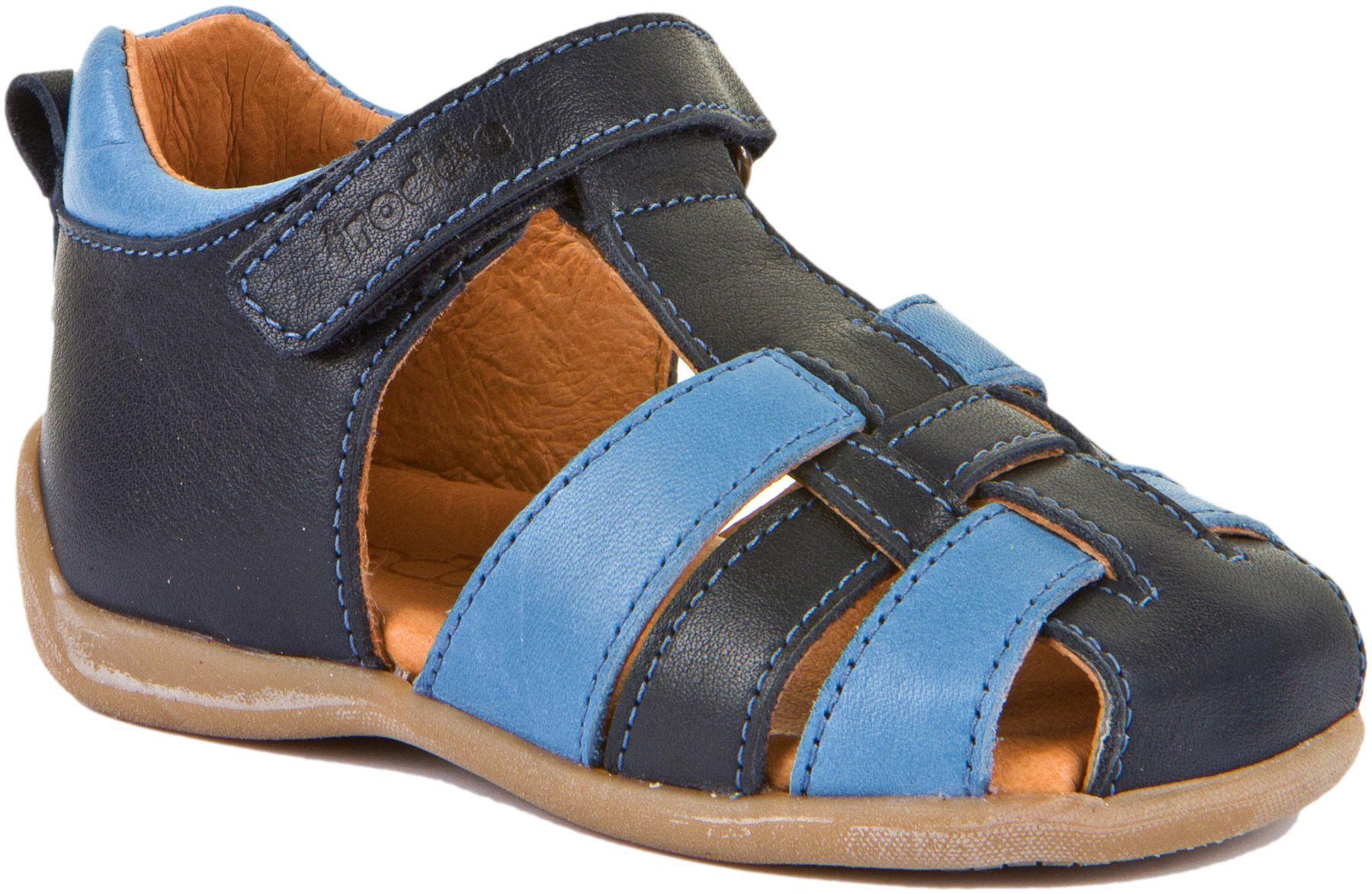 Froddo Lauflerner Sandale Blau+