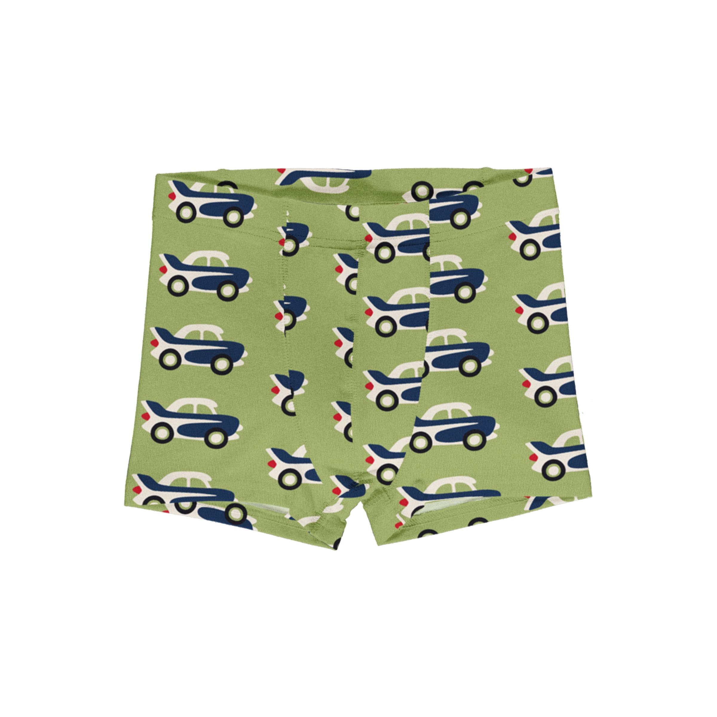 Maxomorra Boy Boxer Shorts CAR 122/128