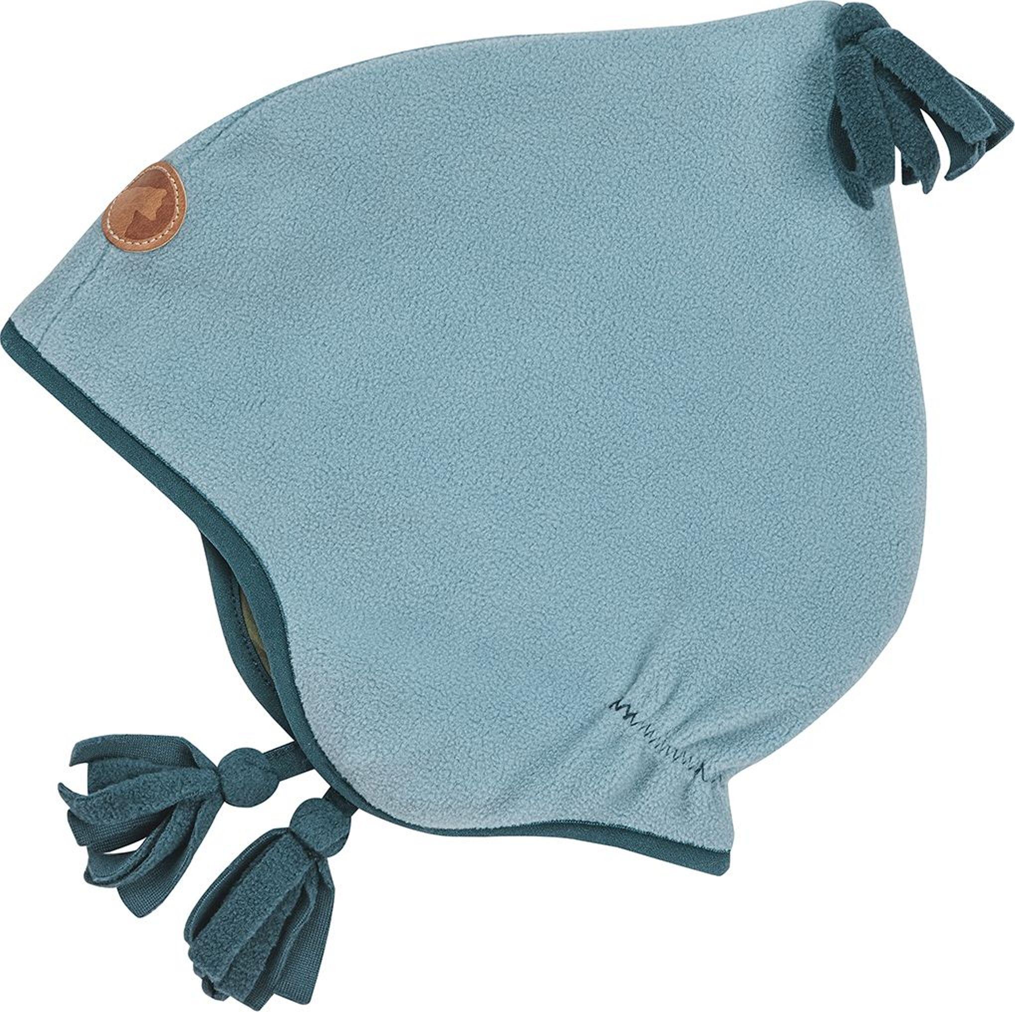 Finkid Fleecemütze PIPO smoke blue