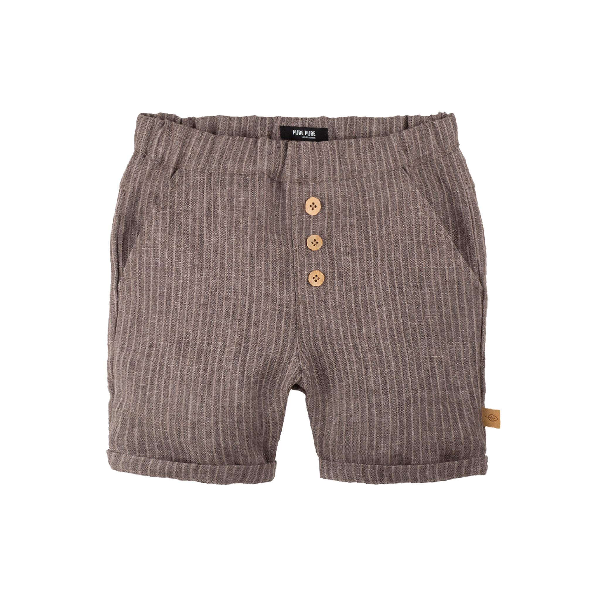 Pure Pure Shorts braun