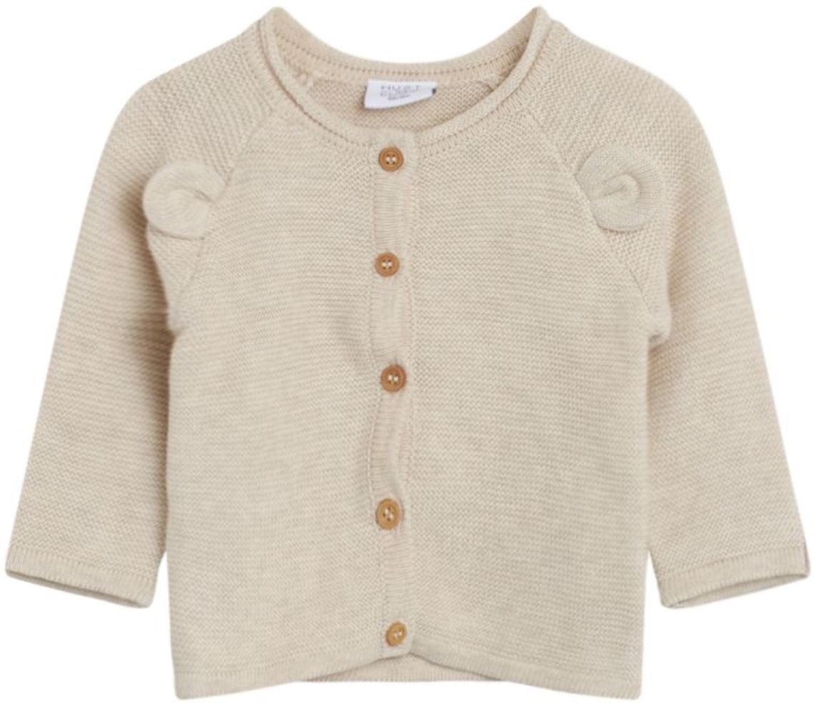 Hust & Claire Baby Cardigan wheat