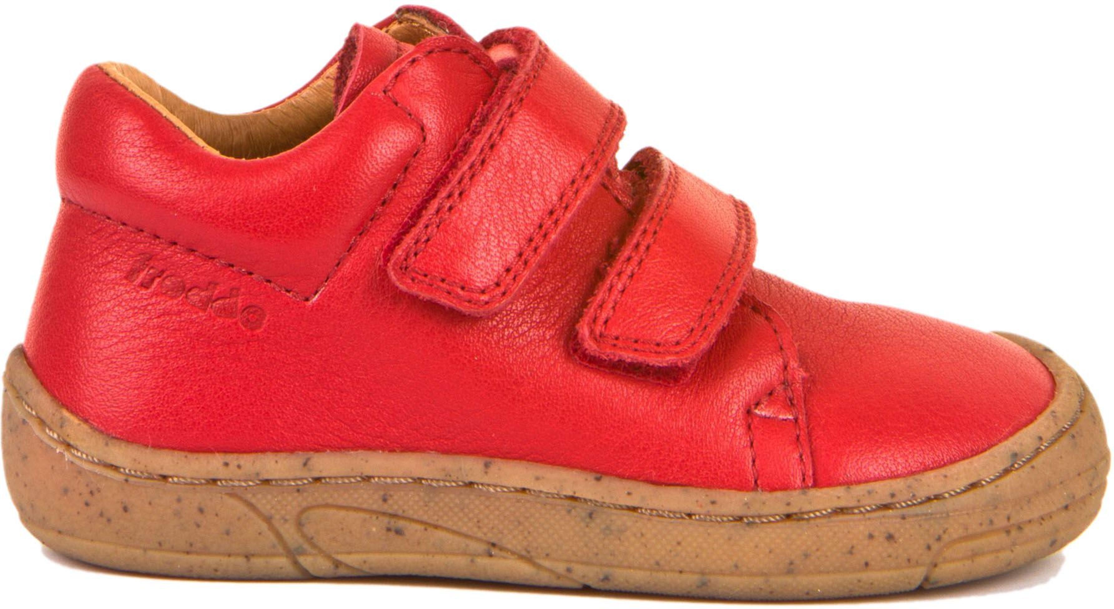 Froddo Lauflerner M Doppelklett Rot