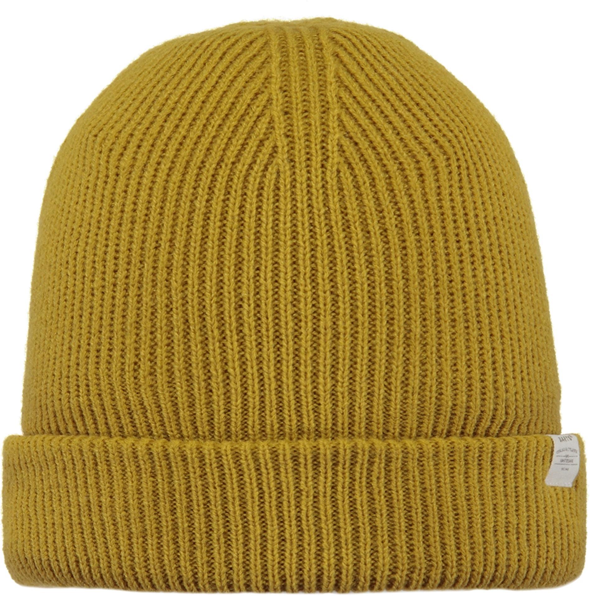 Barts Wintermütze Kinabalu yellow 53-55cm