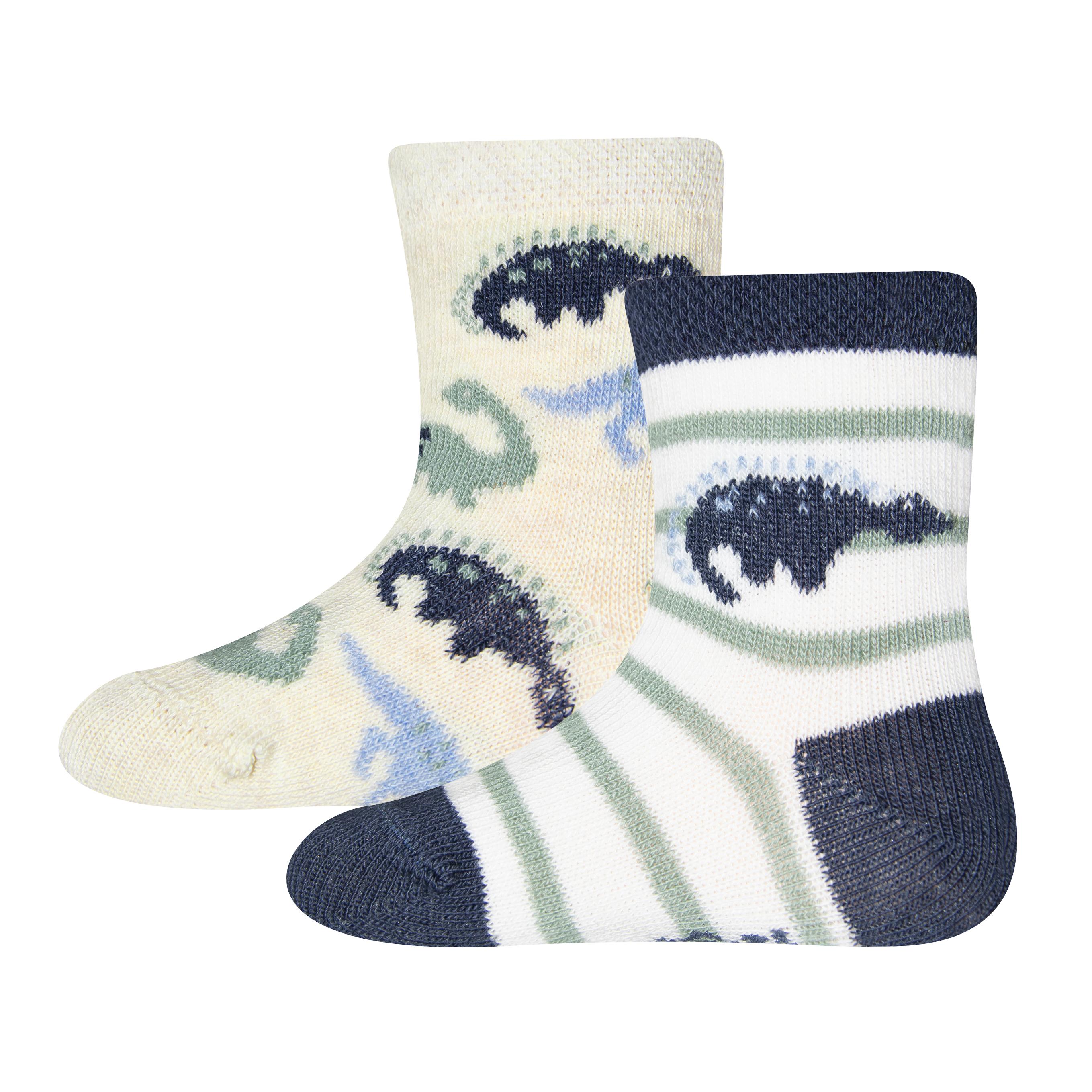 Ewers Socken 2er Pack Dinos