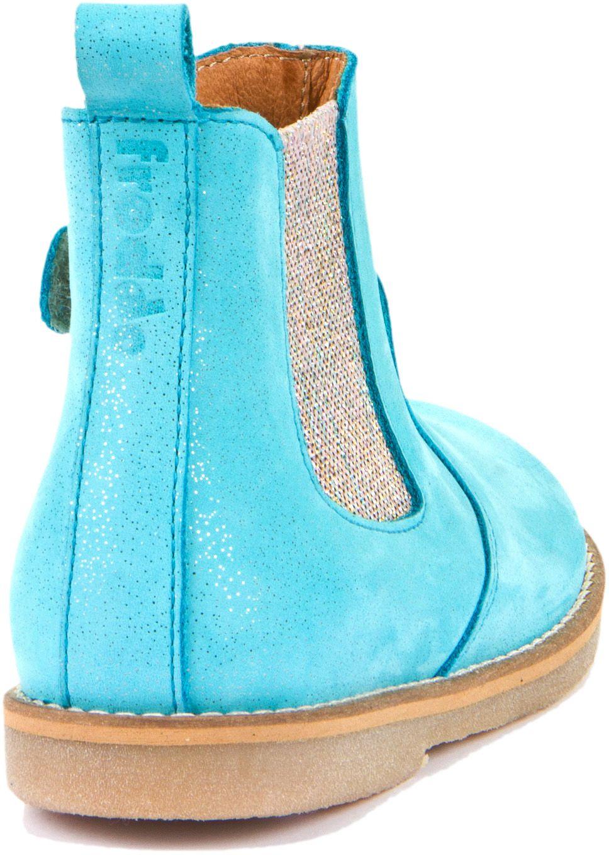 Froddo Mädchen Chelsea Boots Türkis+