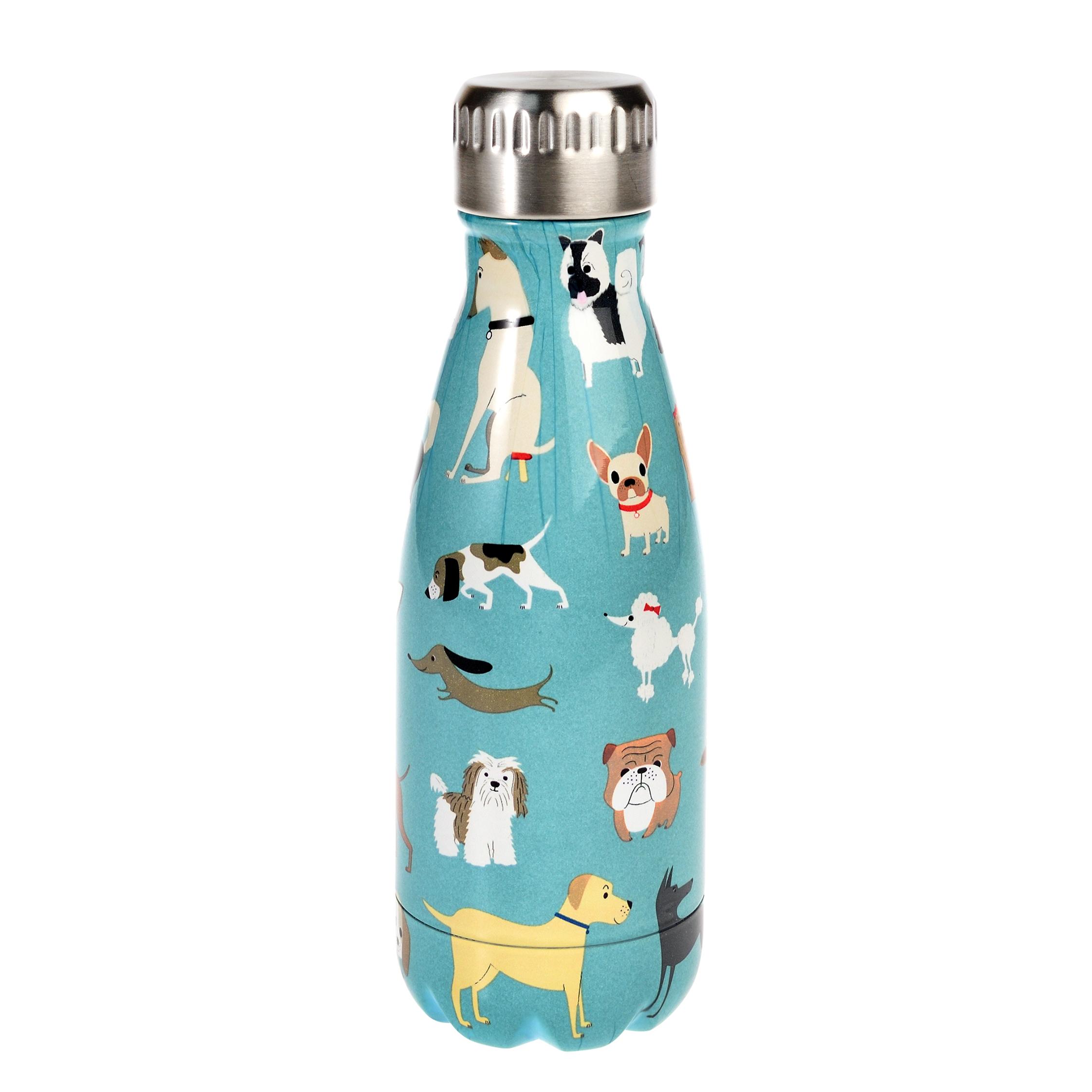 Rex London Wasserflasche Edelstahl klein BEST IN SHOW