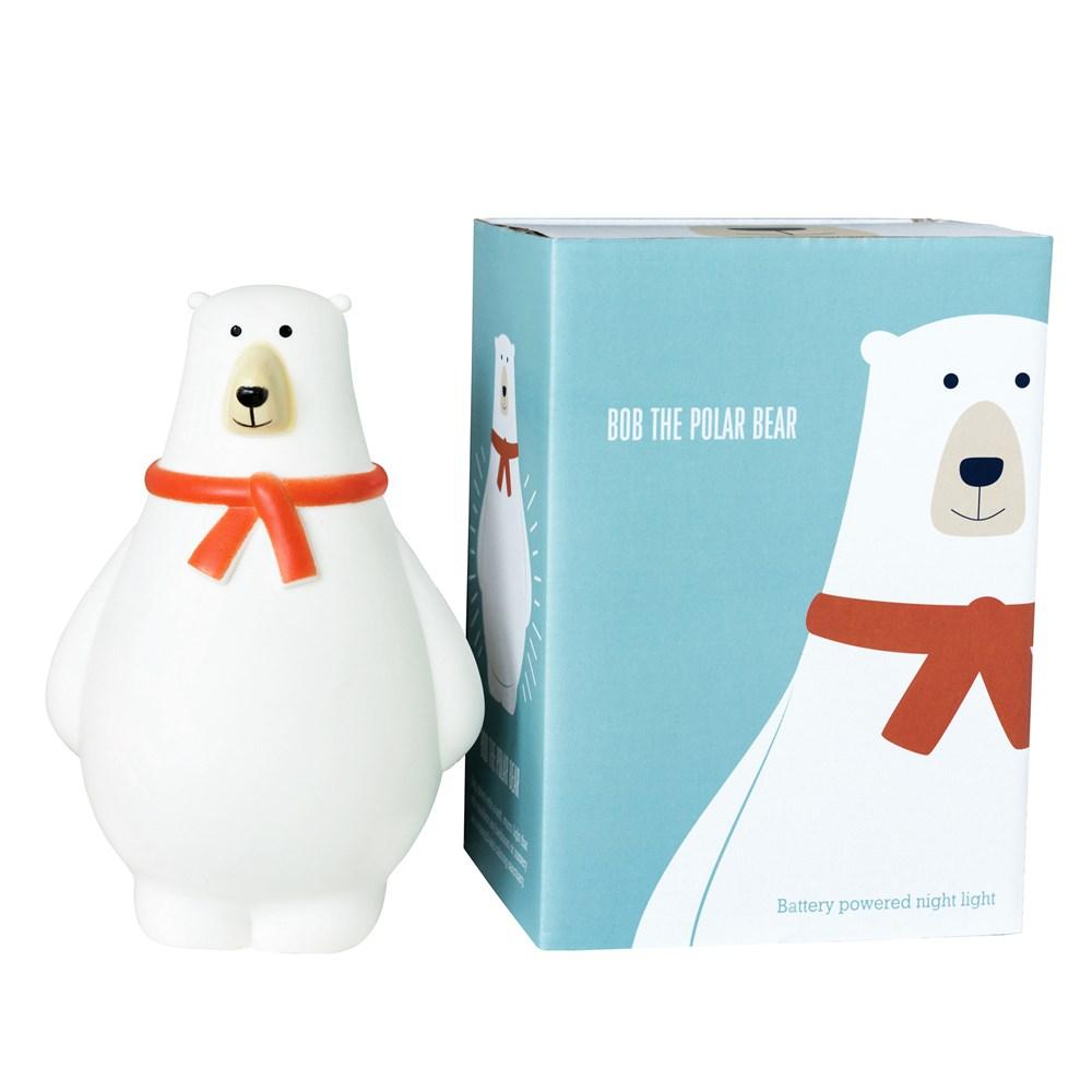 Rex London Nachtlicht BOB the Polar Bear