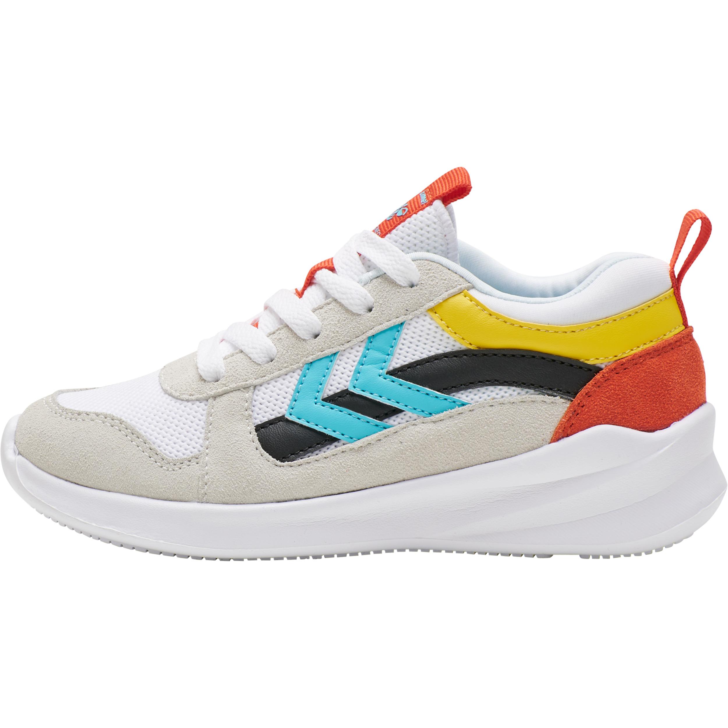 Hummel Boy Sneaker Bounce JR white