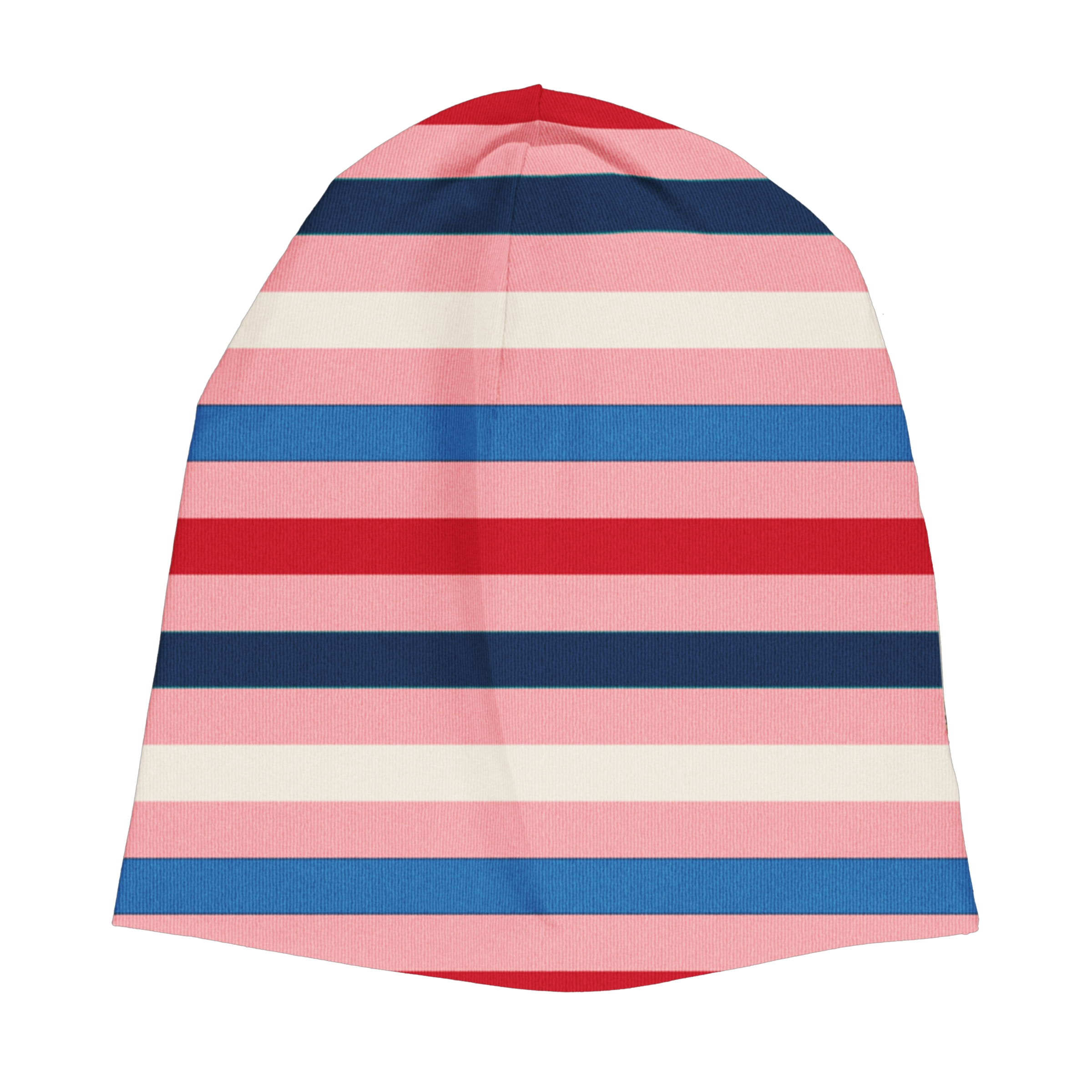 Maxomorra Hat Stripe BLOSSOM 52/54