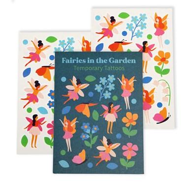 Rex London Tattoos Fairies in the garden