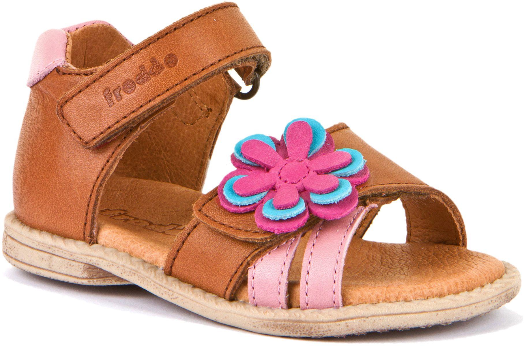 Froddo Sandale G Offen Braun
