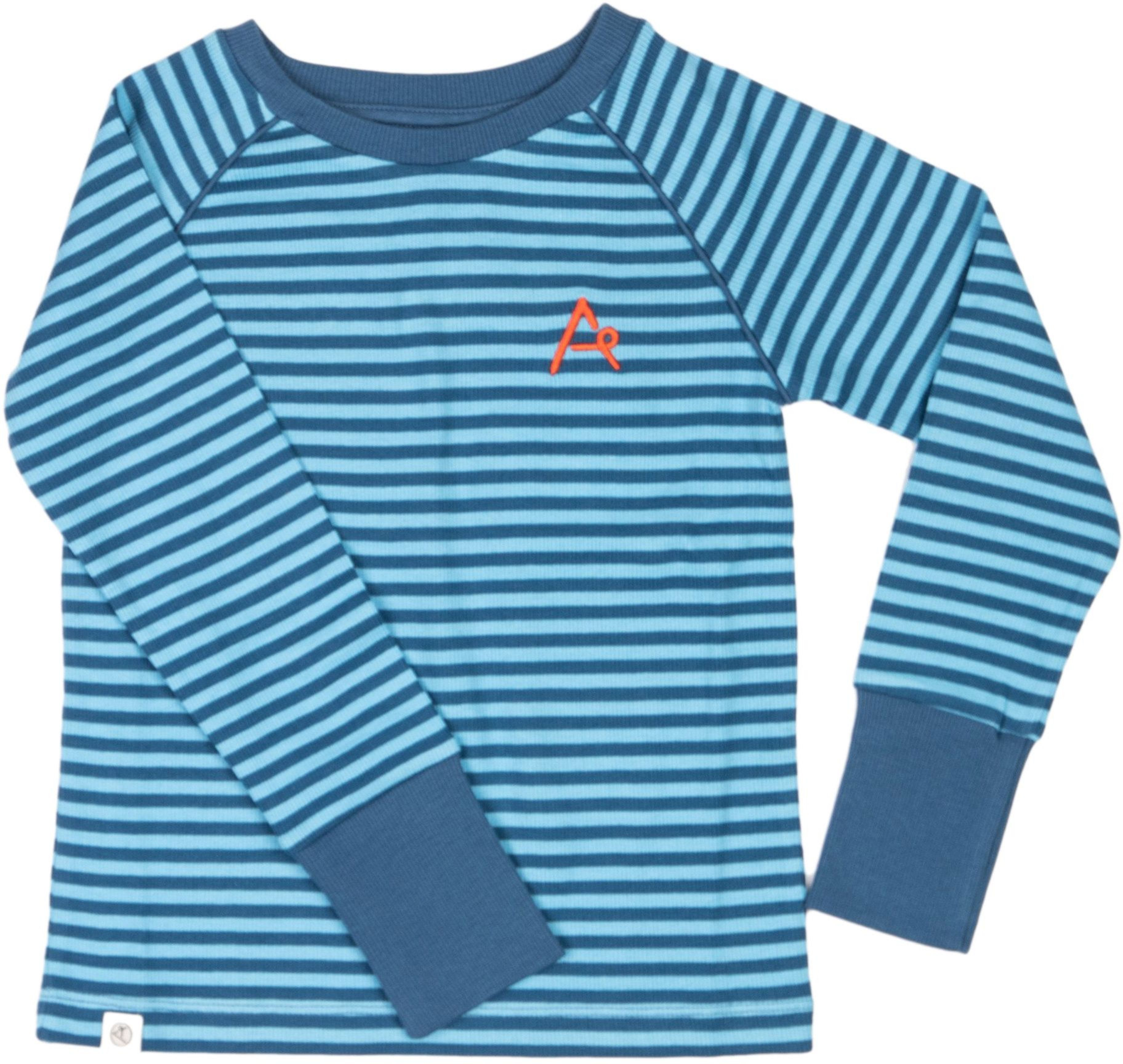 Alba of Denmark Boy Langarmshirt  Our Favorite Rib blue
