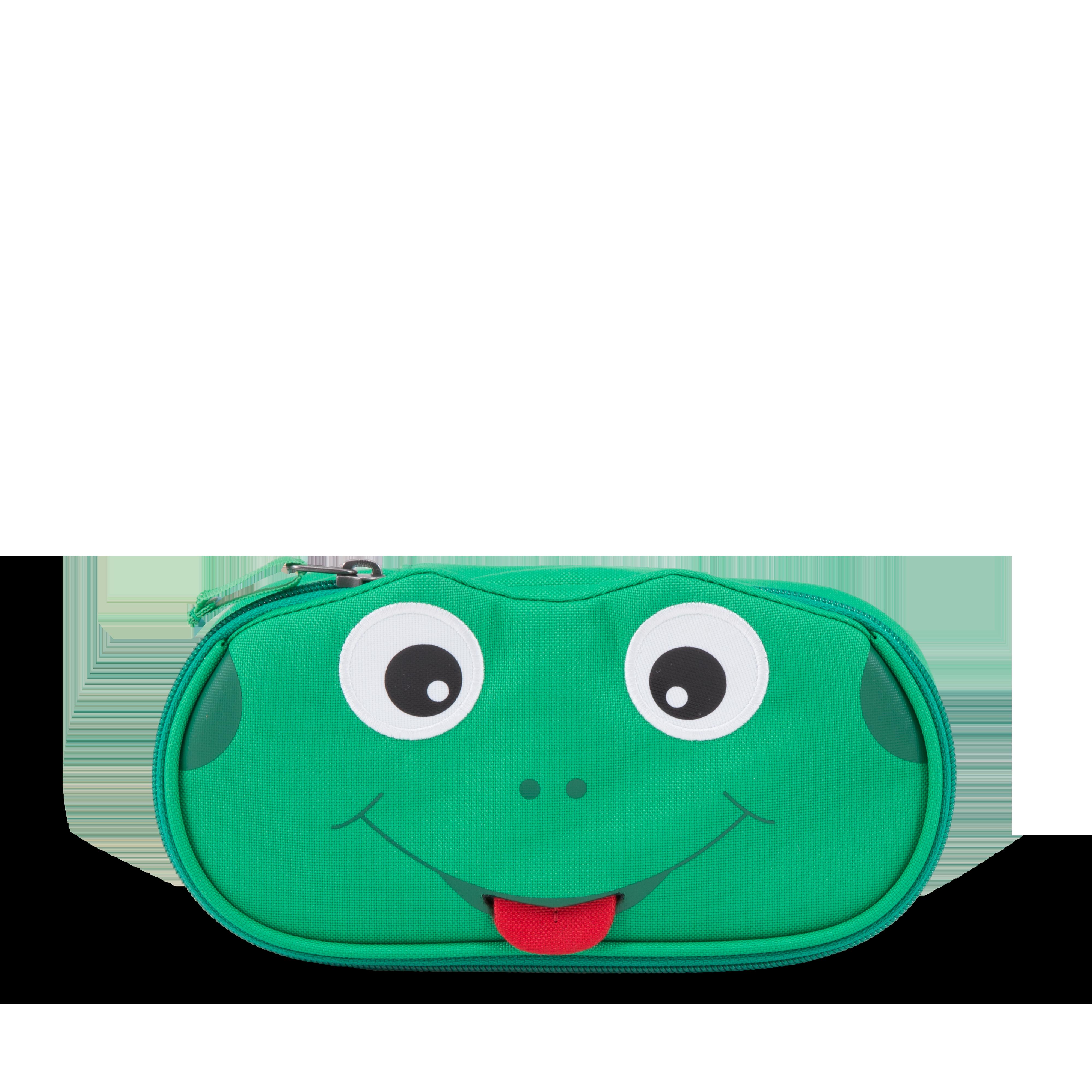 Affenzahn Stiftemäppchen Finn Frosch