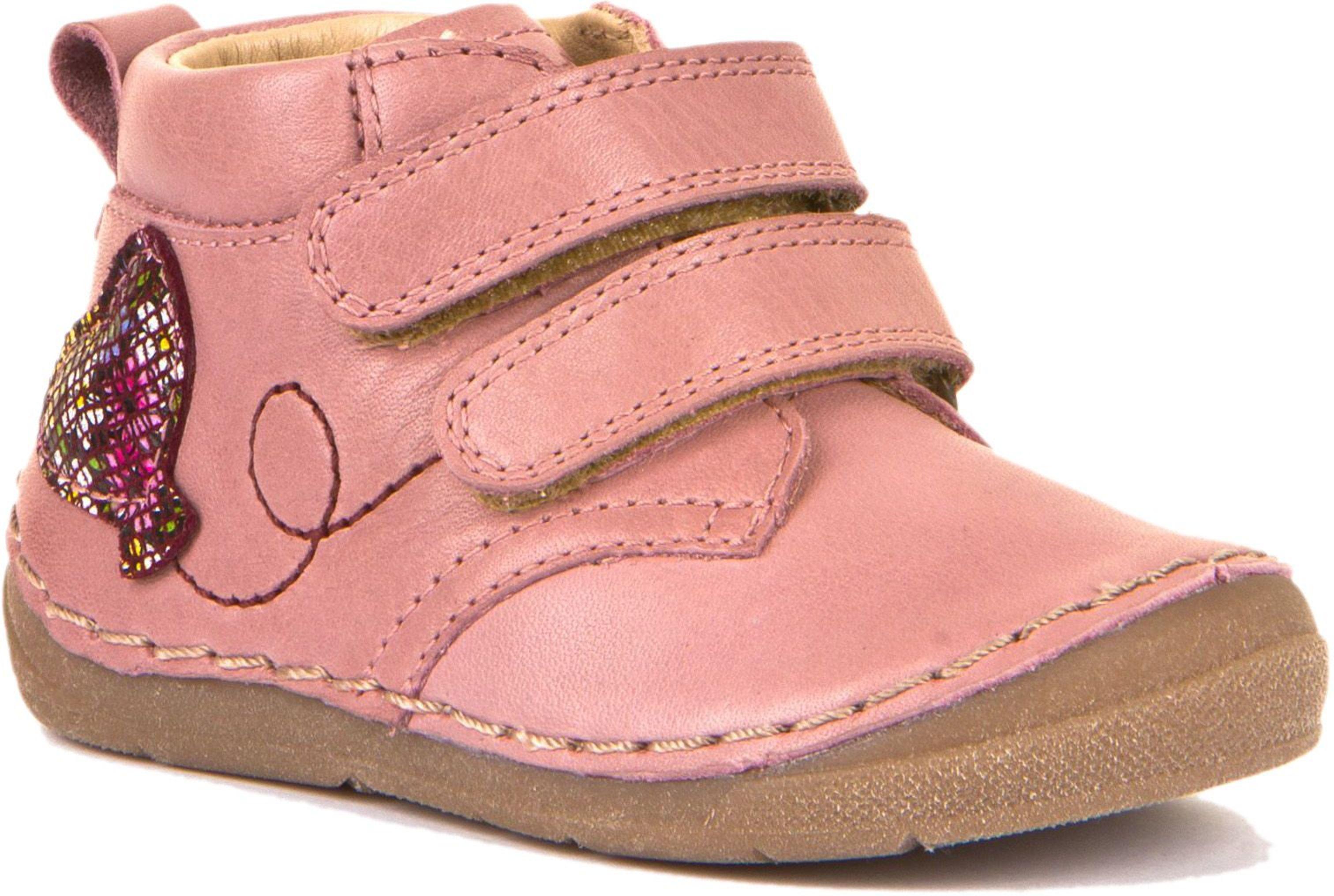 Froddo Lauflerner P Doppelklett Pink