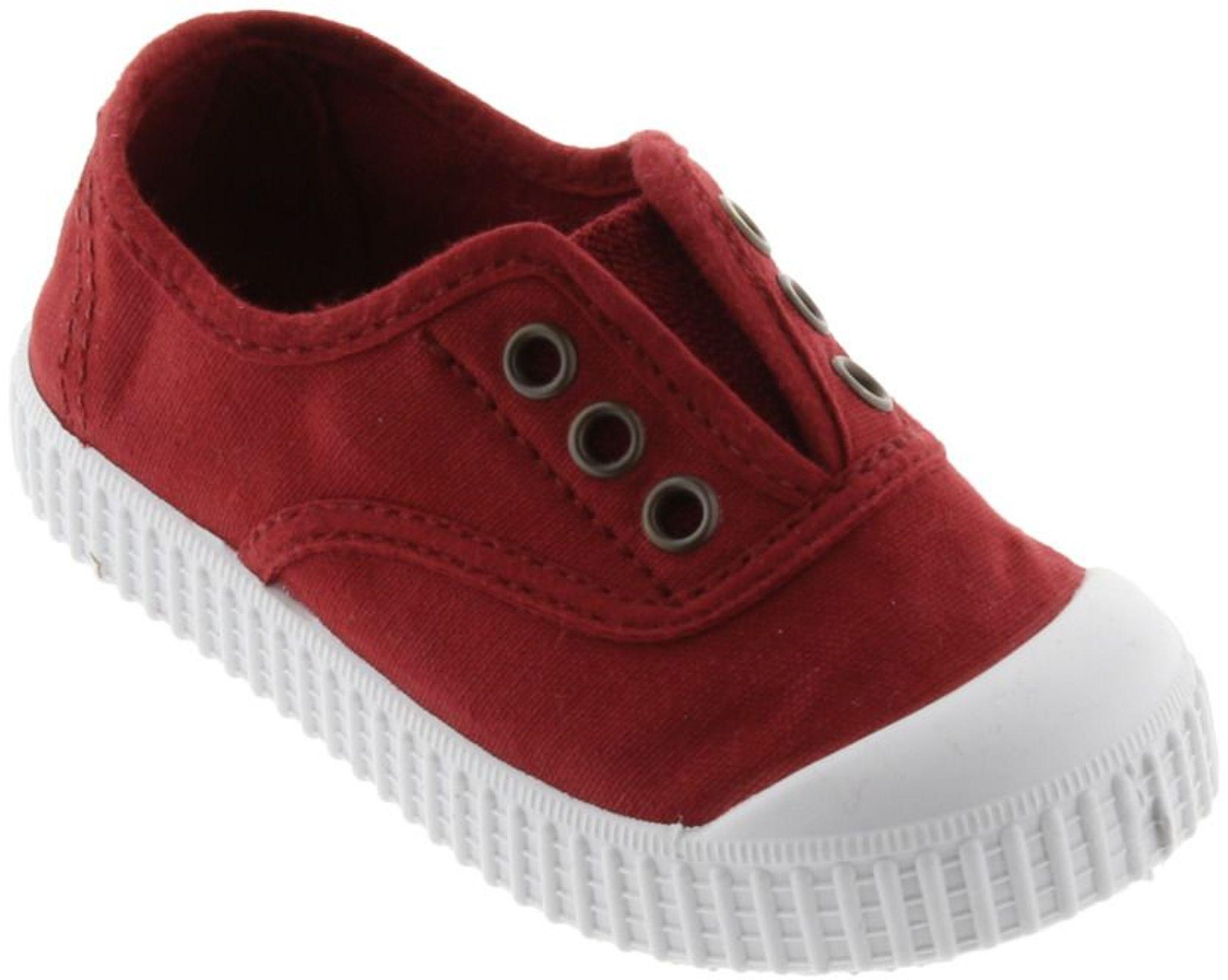 Victoria Sneaker rojo