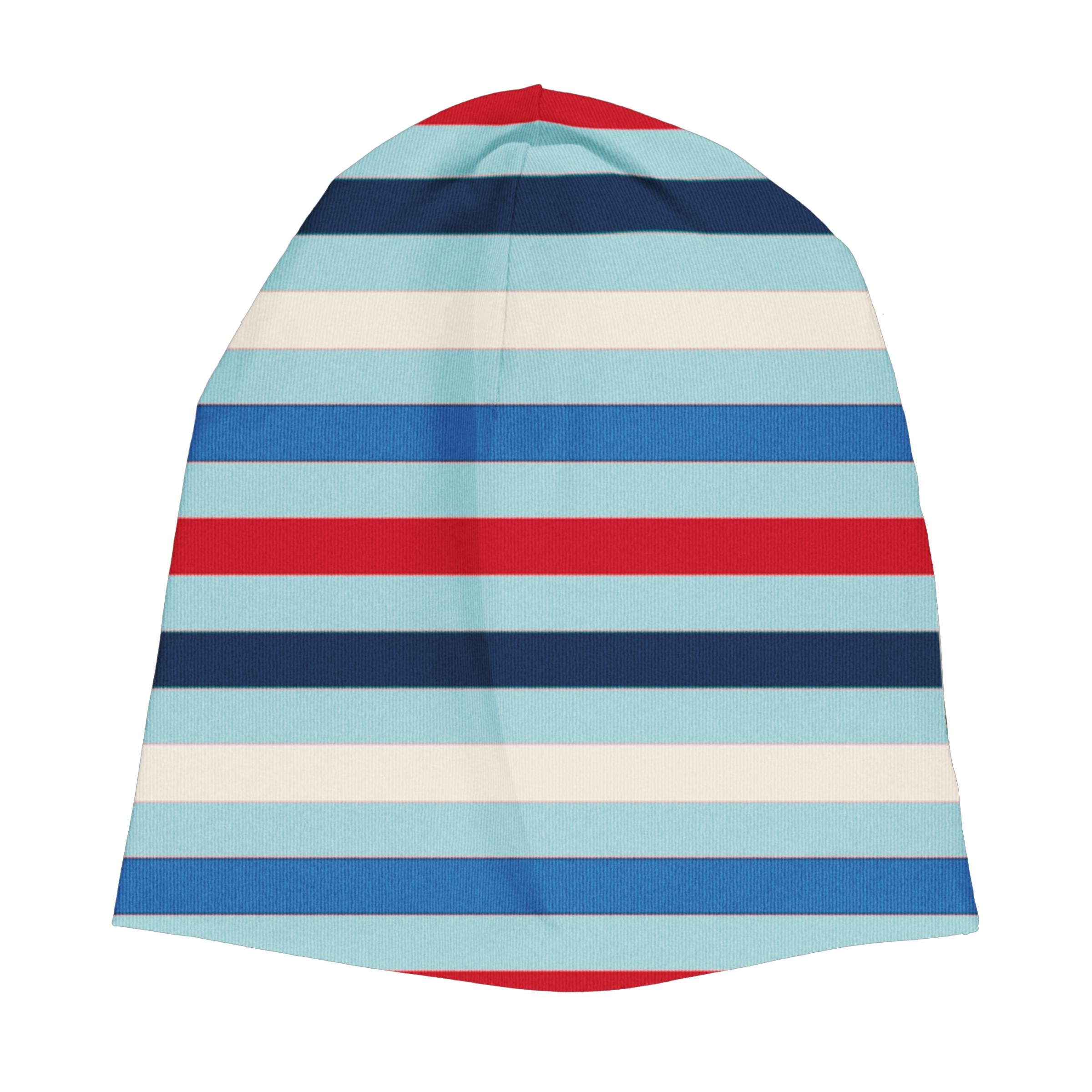 Maxomorra Hat Stripe ICE  48/50