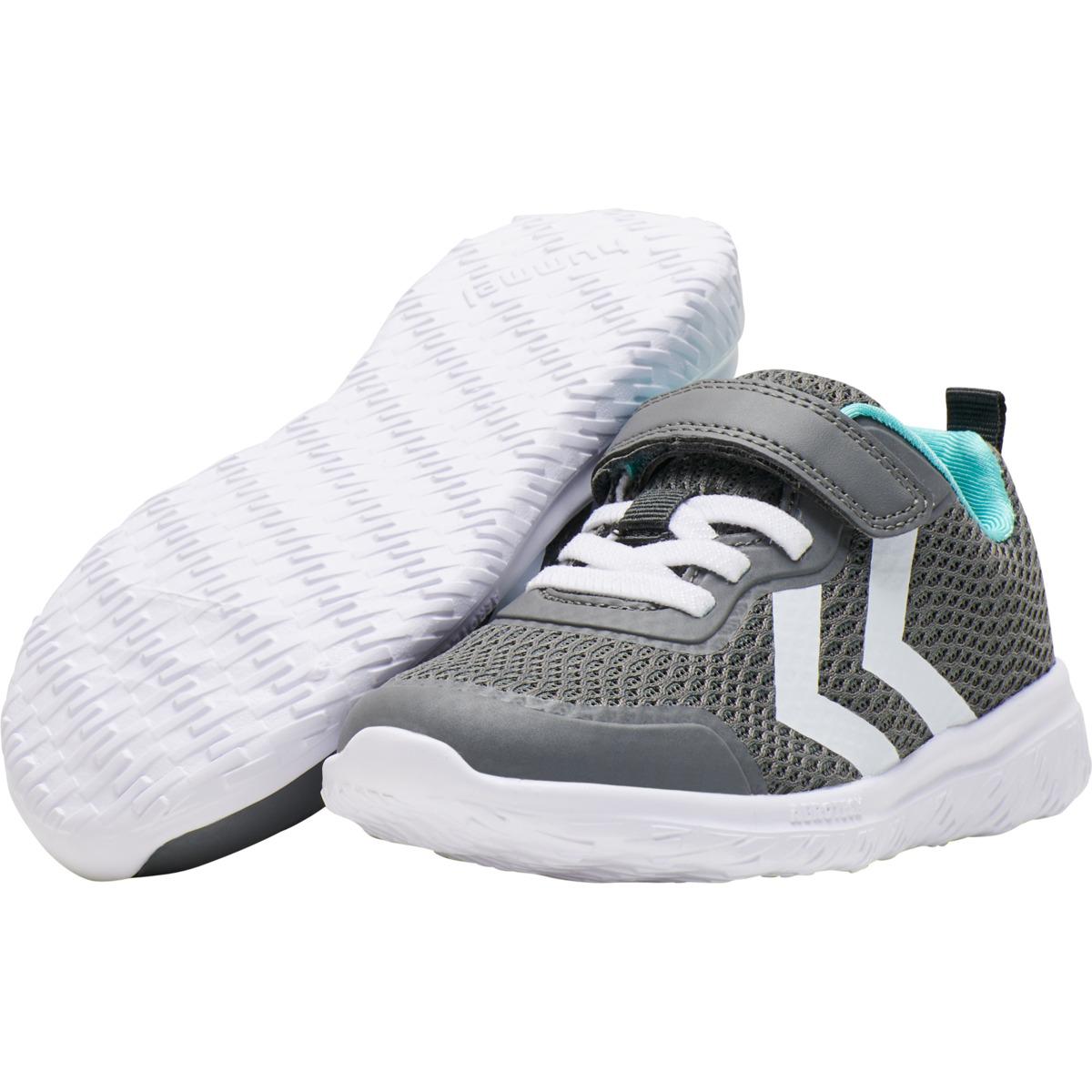 Hummel Boy Sneaker Actus ML JR Mesh asphalt