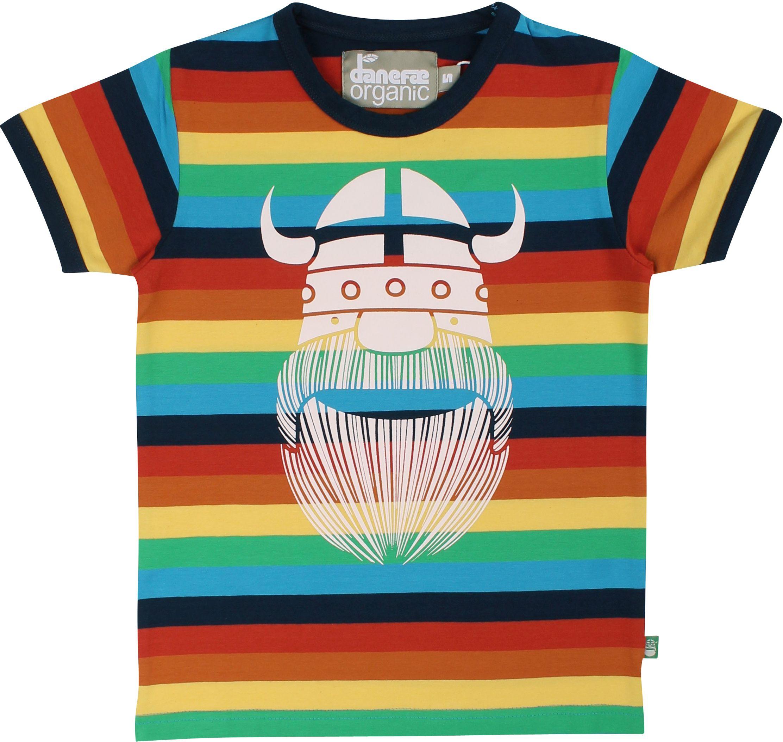 Danefae Boy T-Shirt Organic Chives arcenciel