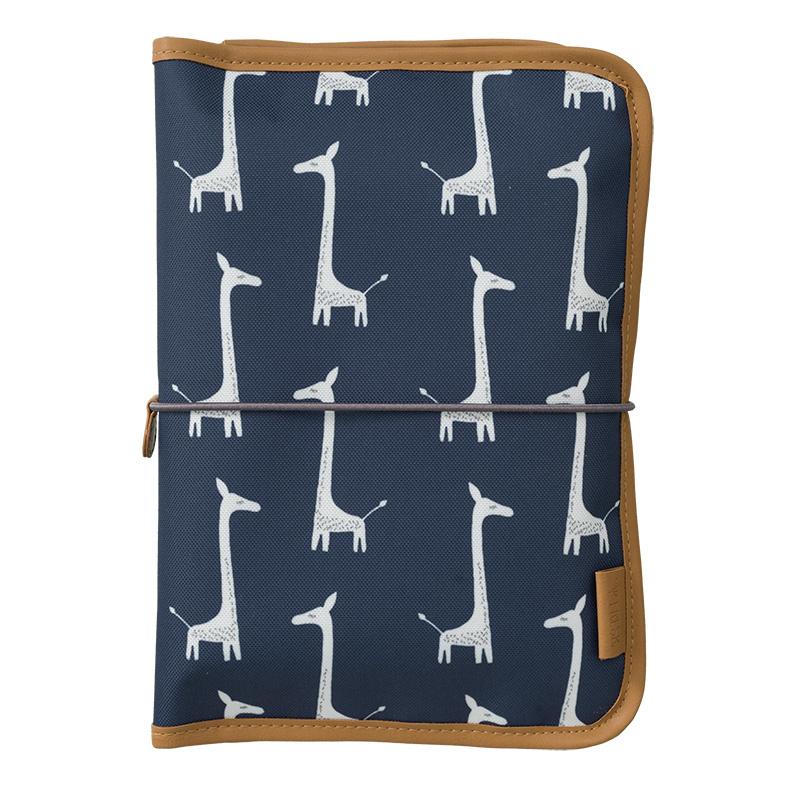 Fresk Reise-/ Windeltasche Giraffe