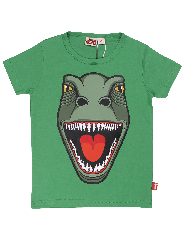Dyr by Danefae Howl T-Shirt Plant T-Rex