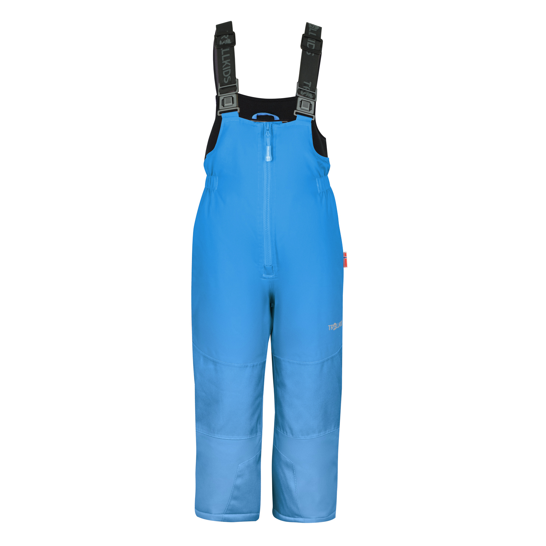 Trollkids Skihose Nordkapp medium blue