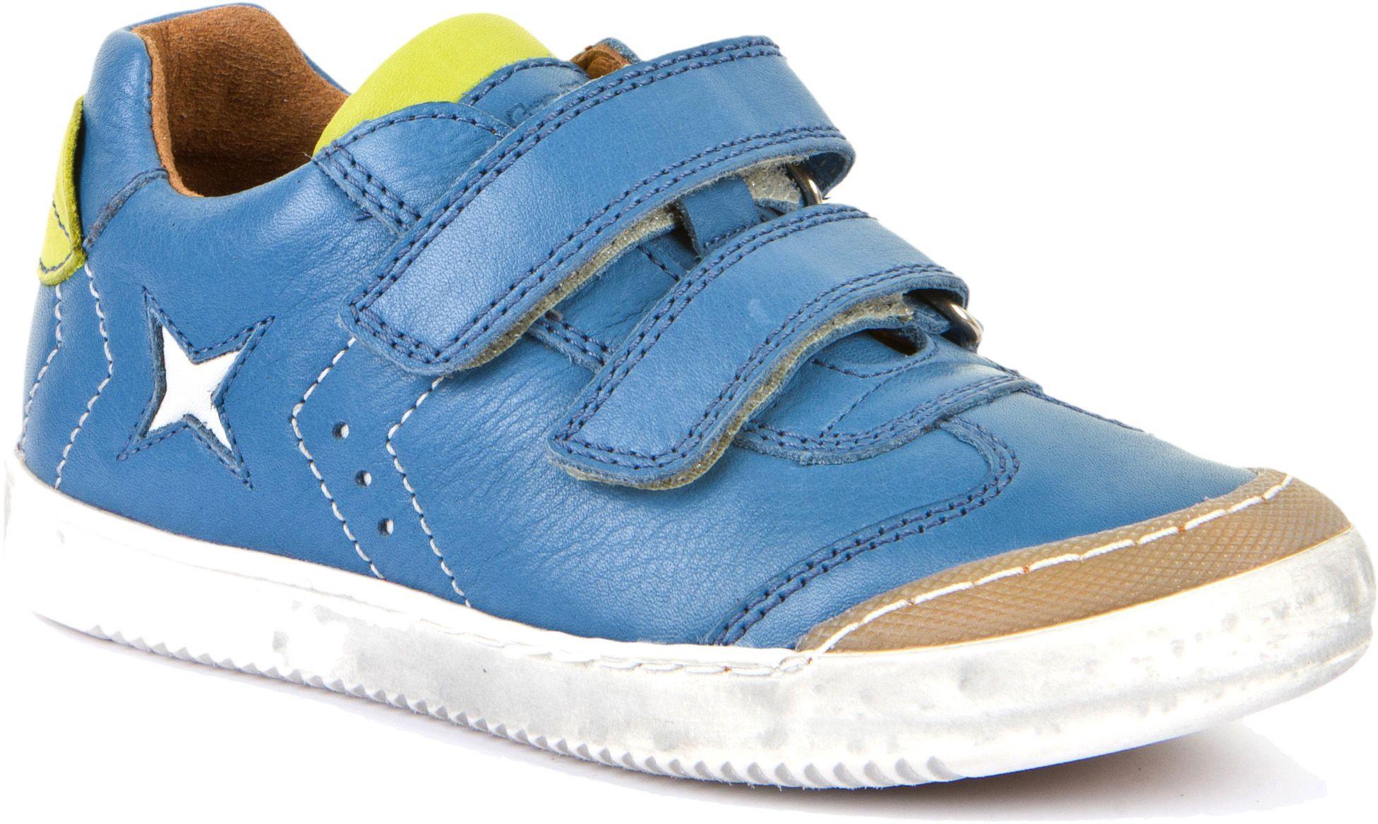 Froddo Halbschuh M Doppelklett Jeans