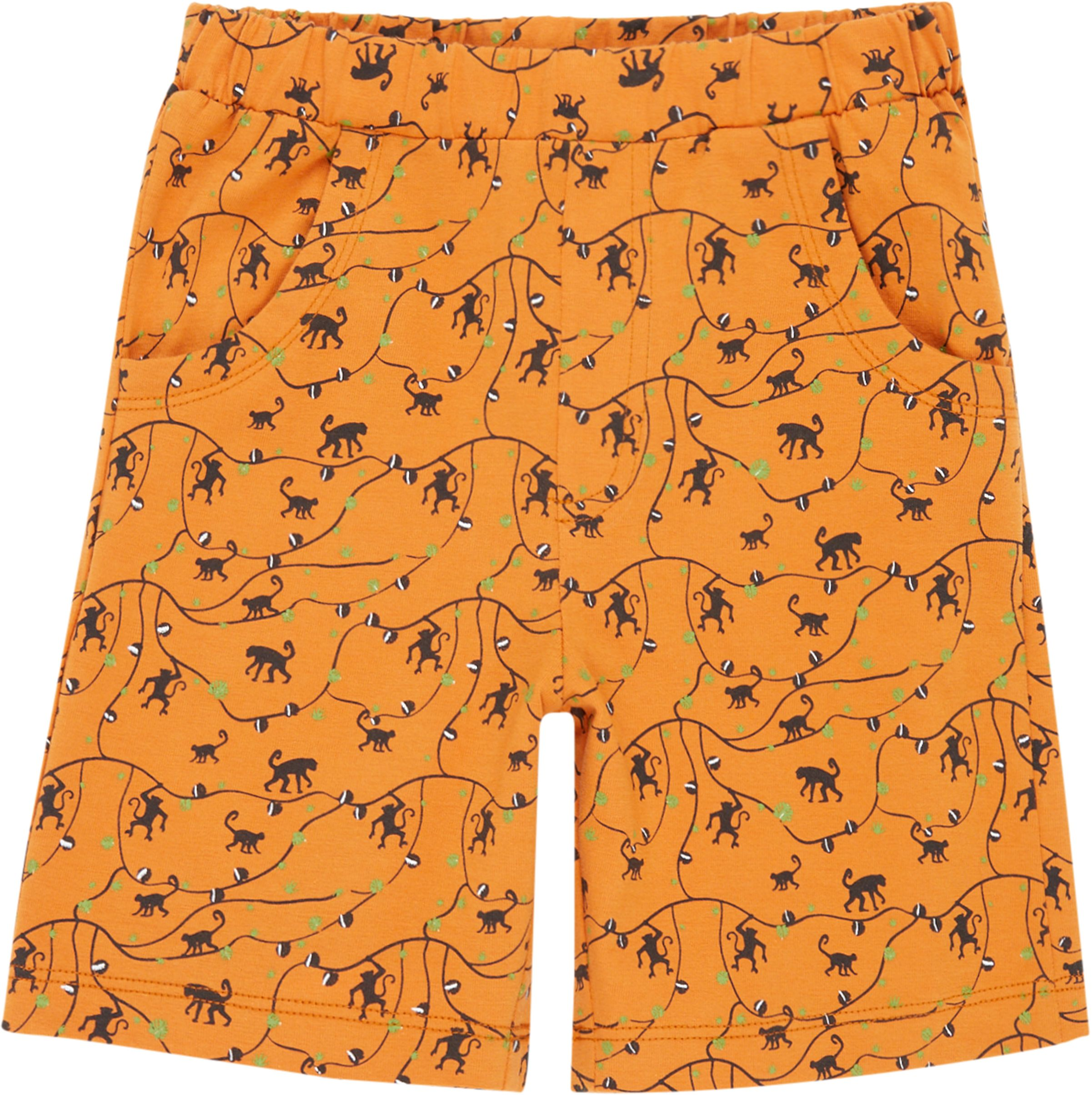 Sense Organic KHAN Shorts Monkey