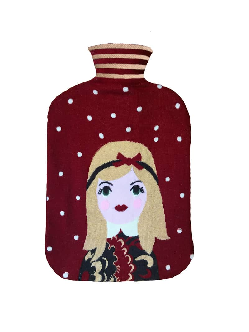 Collegien Wärmflasche Mädchen